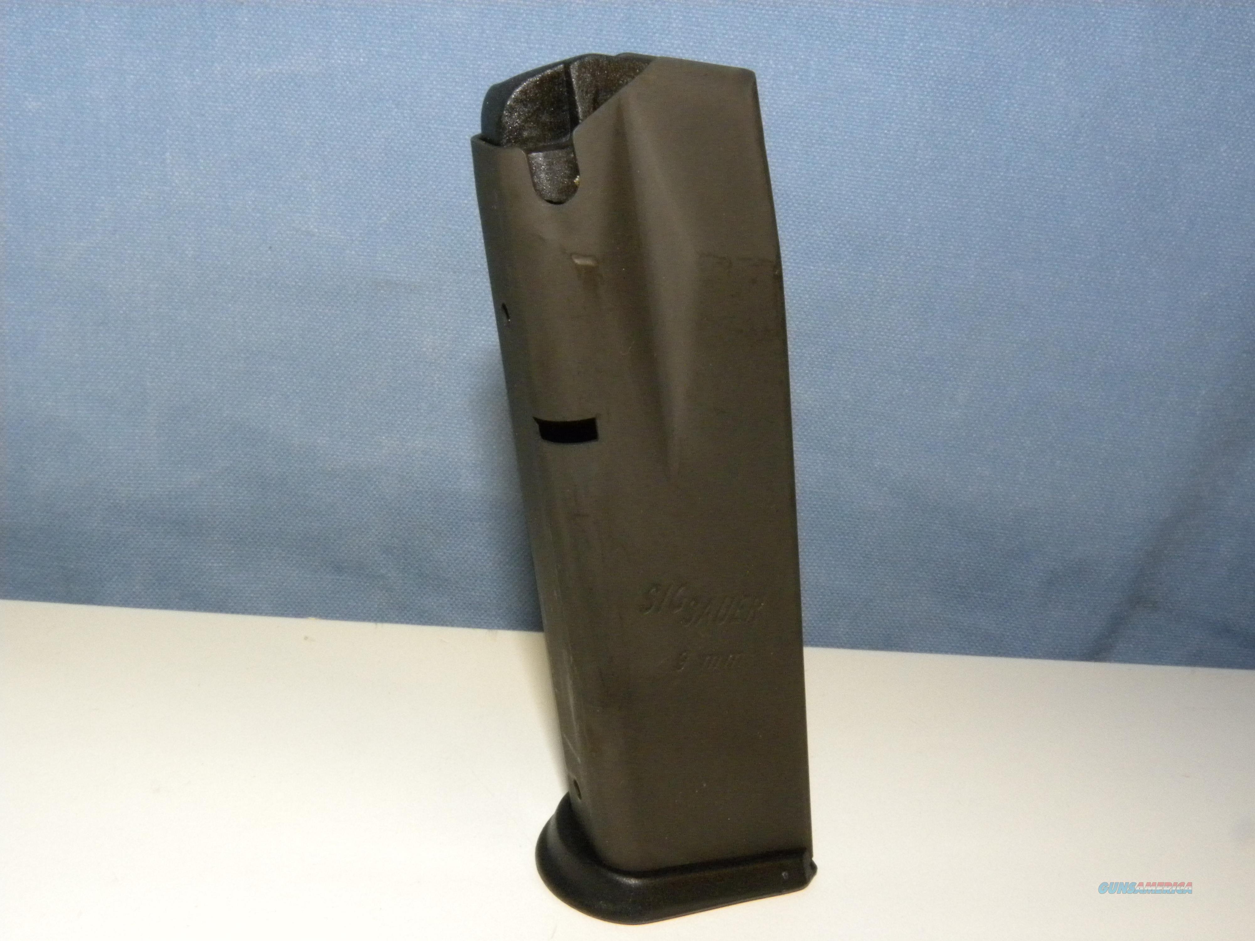 Sig Sauer 228/229 9mm Magazine 13 Round Used  Non-Guns > Magazines & Clips > Pistol Magazines > Sig