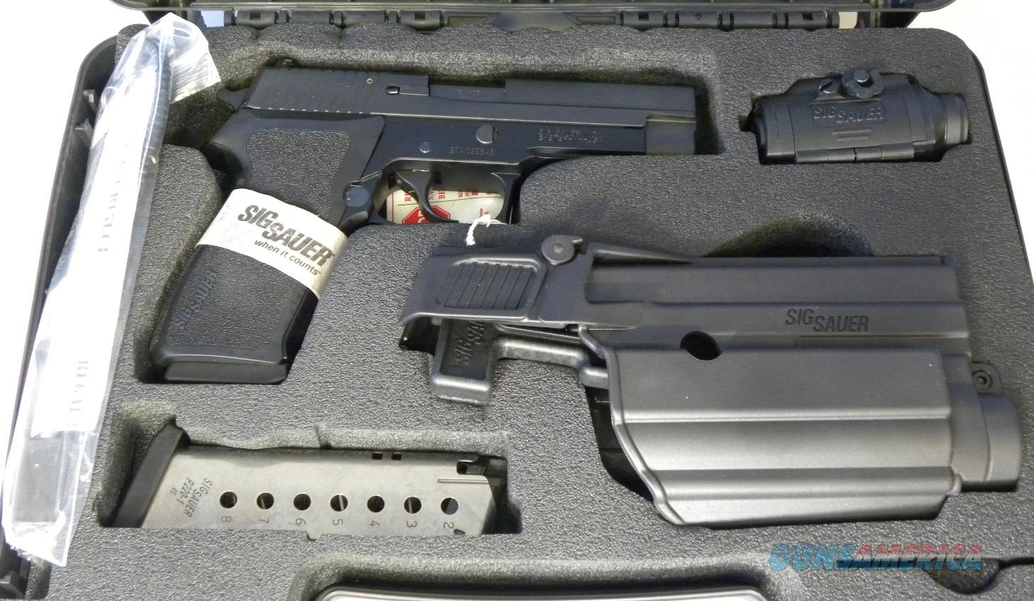 Sig Sauer 220R-45-BSS-TACPAC-LASER  Guns > Pistols > Sig - Sauer/Sigarms Pistols > P220