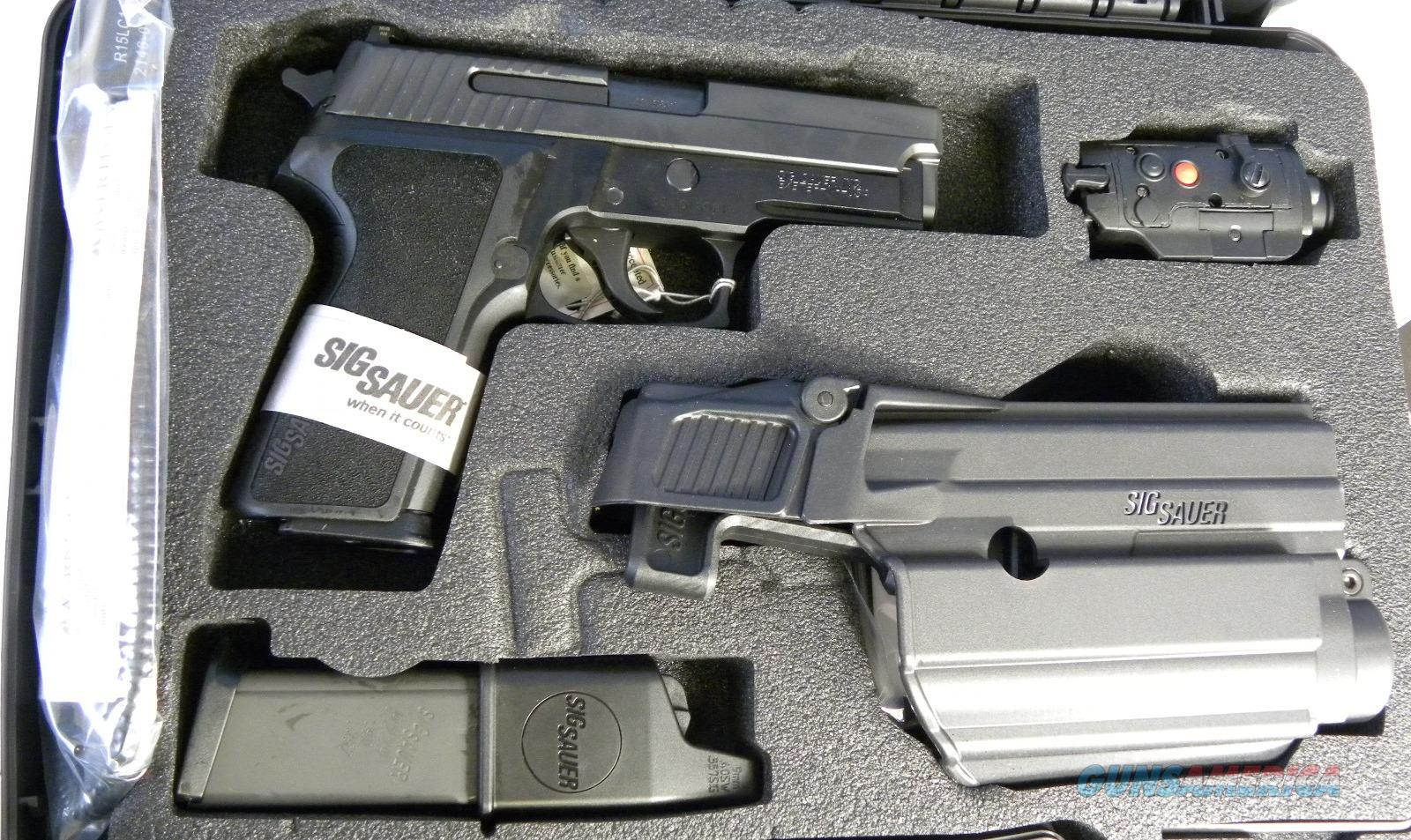 Sig Sauer 229R-40-BSS-TACPAC w/ Laser  Guns > Pistols > Sig - Sauer/Sigarms Pistols > P229