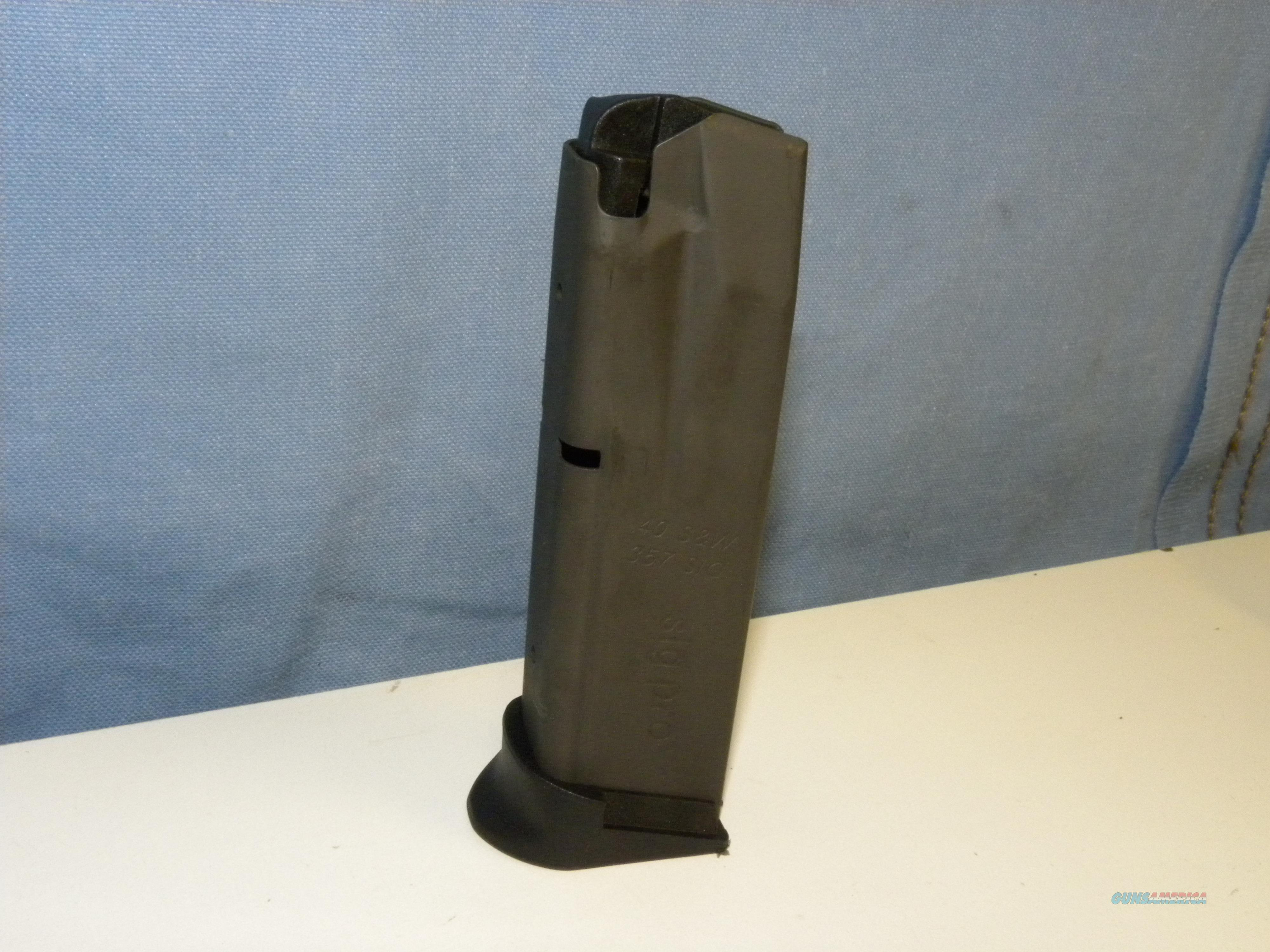 Sig Sauer 2022 .40/.357 Magazine 12 RD Used  Non-Guns > Magazines & Clips > Pistol Magazines > Sig