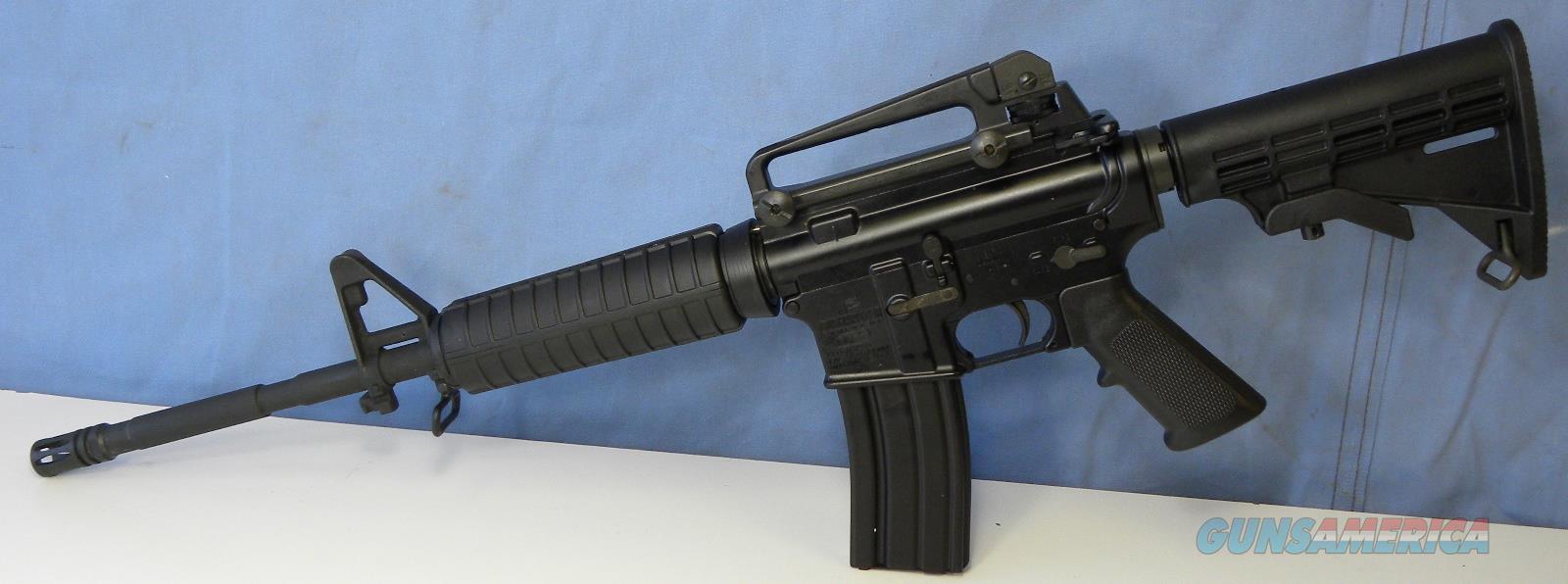 Bushmaster M4 A3 Patrolman  Guns > Rifles > Bushmaster Rifles > Complete Rifles