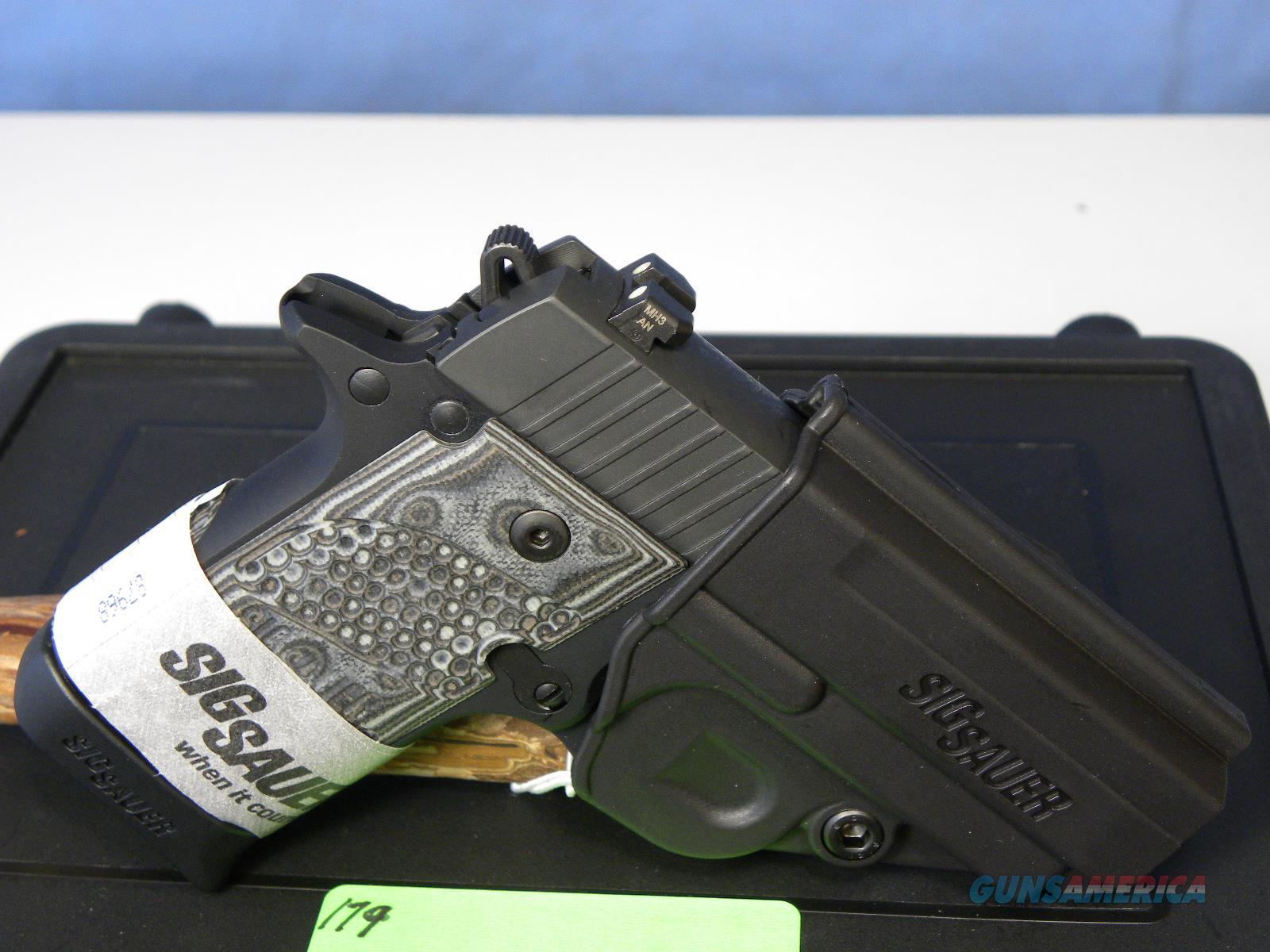 Sig Sauer 238-380 Extreme Black & Gray  Guns > Pistols > Sig - Sauer/Sigarms Pistols > P238