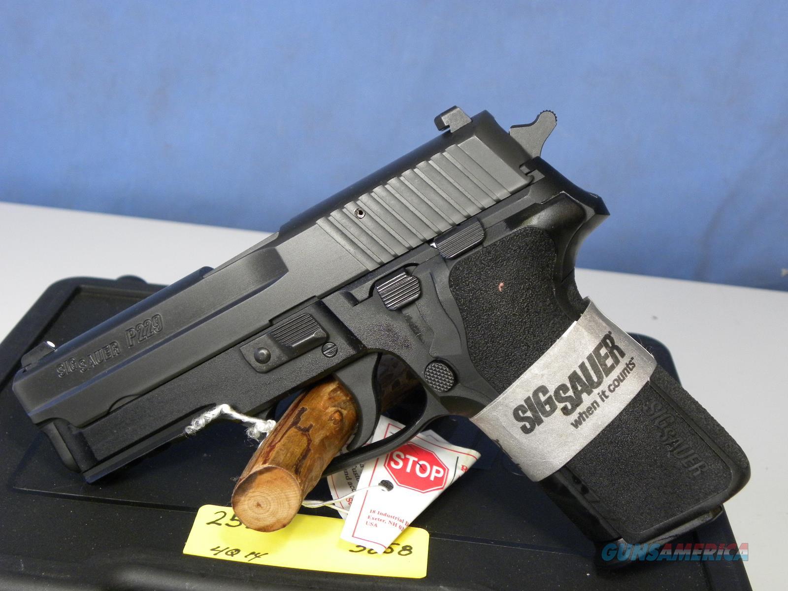 Sig Sauer 229R-9-B  Guns > Pistols > Sig - Sauer/Sigarms Pistols > P229