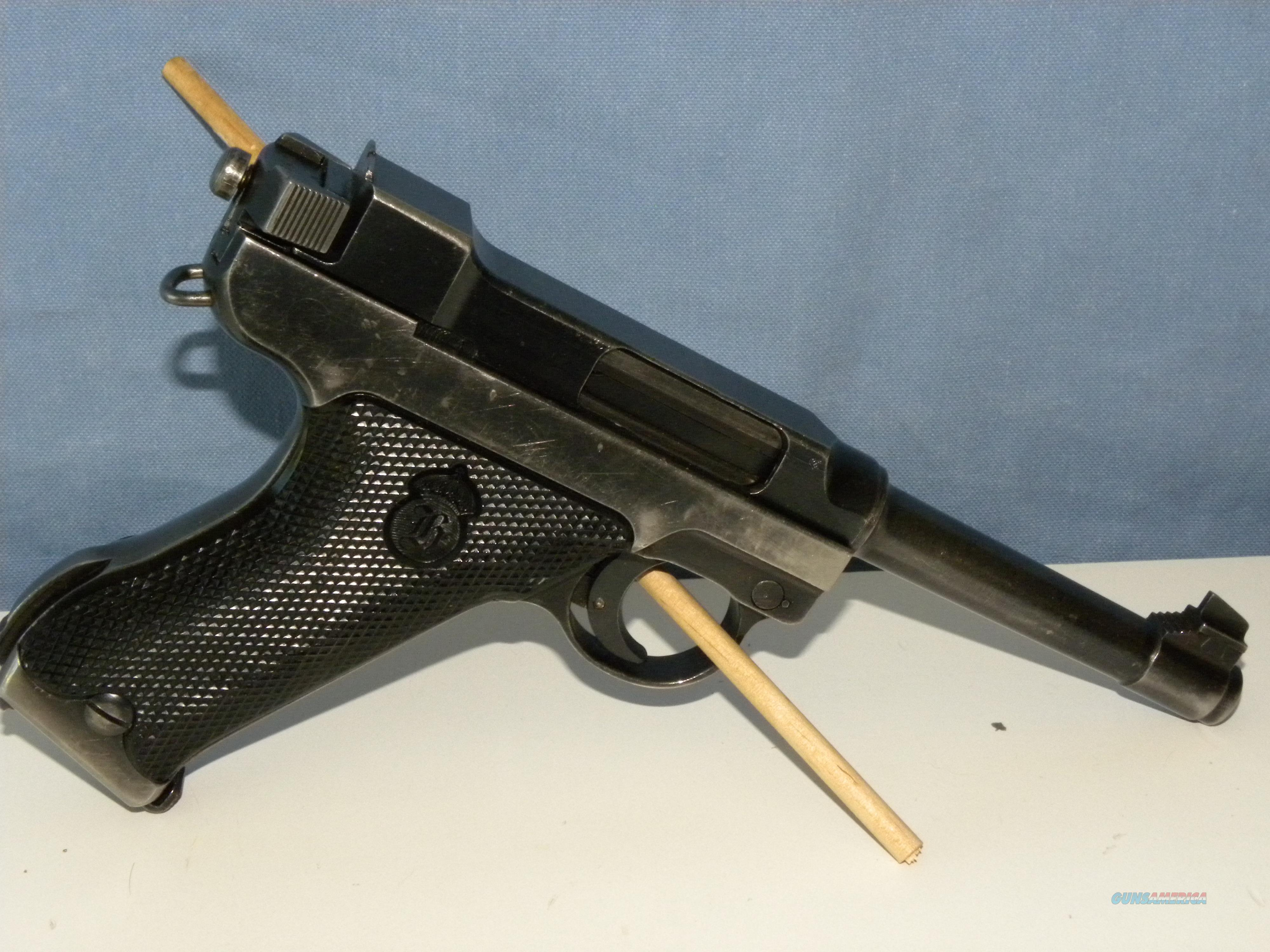 Husqvarna M40 9mm Swedish Pistol  Guns > Pistols > Husqvarna Pistols