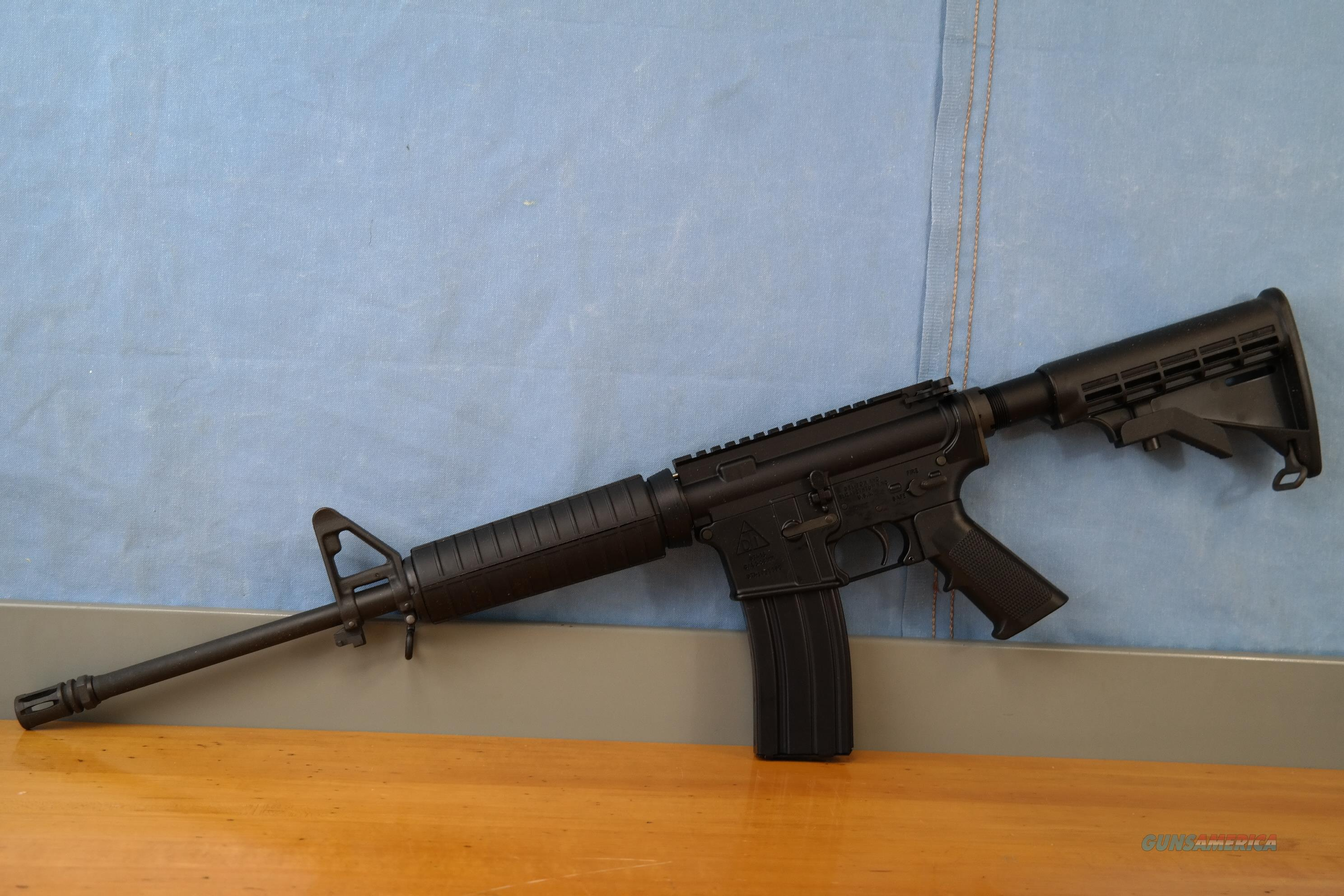 Delton Sport Lite 5.56  Guns > Rifles > Delton > Delton Rifles
