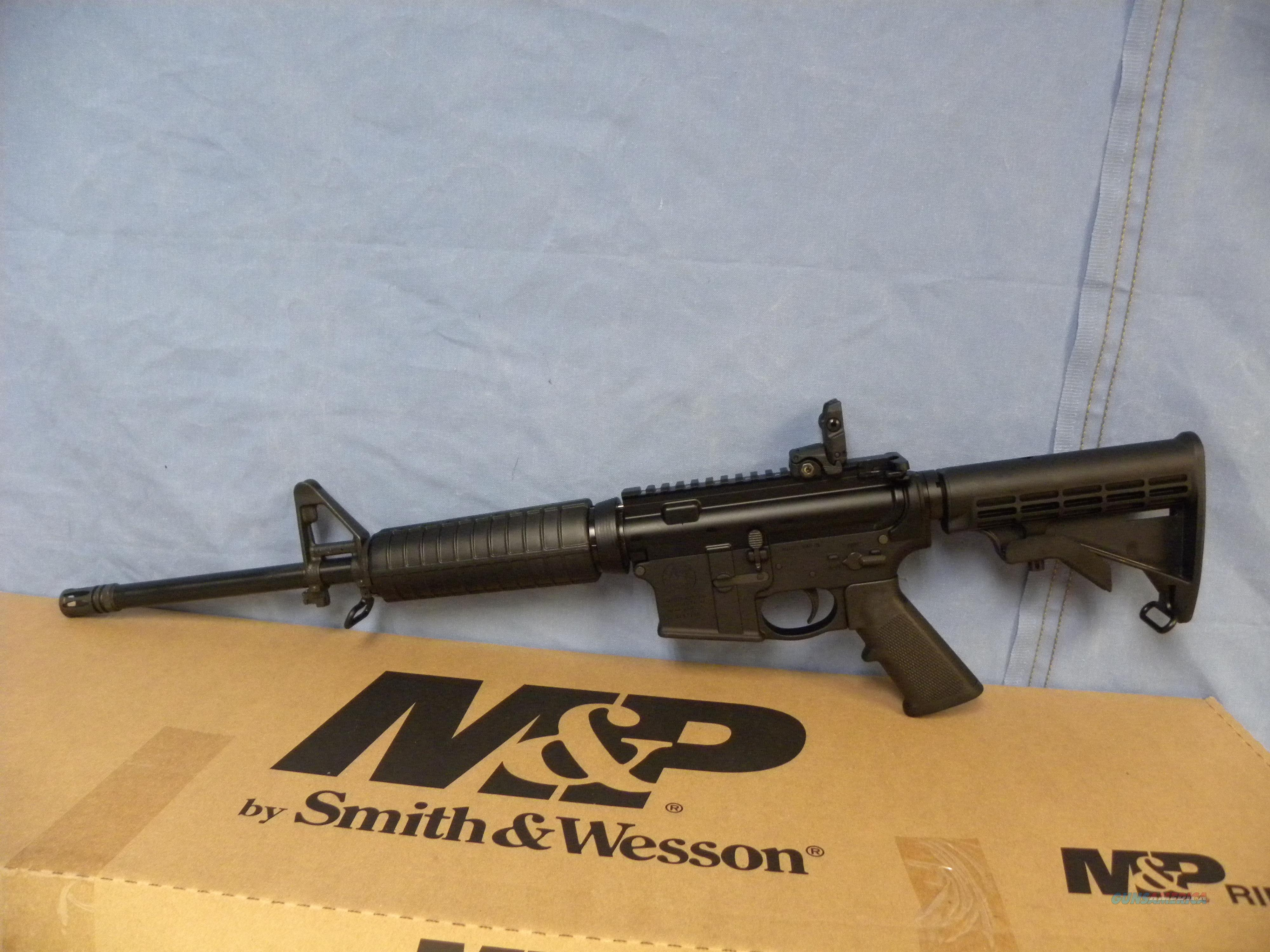 S&W M&P 15 Sport II (10202)  Guns > Rifles > Smith & Wesson Rifles > M&P