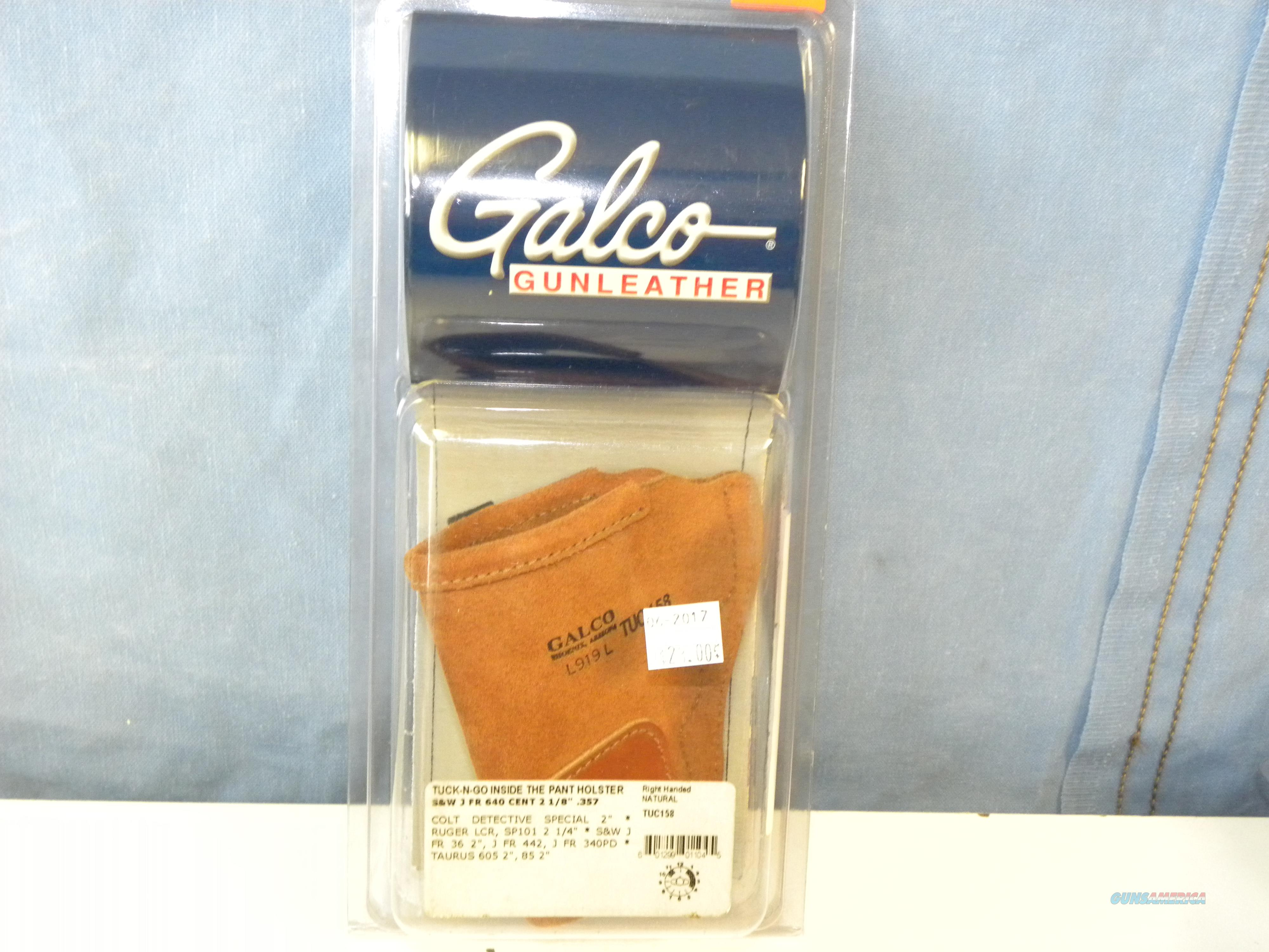Galco Tuck-N-Go (TUC158)  Non-Guns > Holsters and Gunleather > Concealed Carry