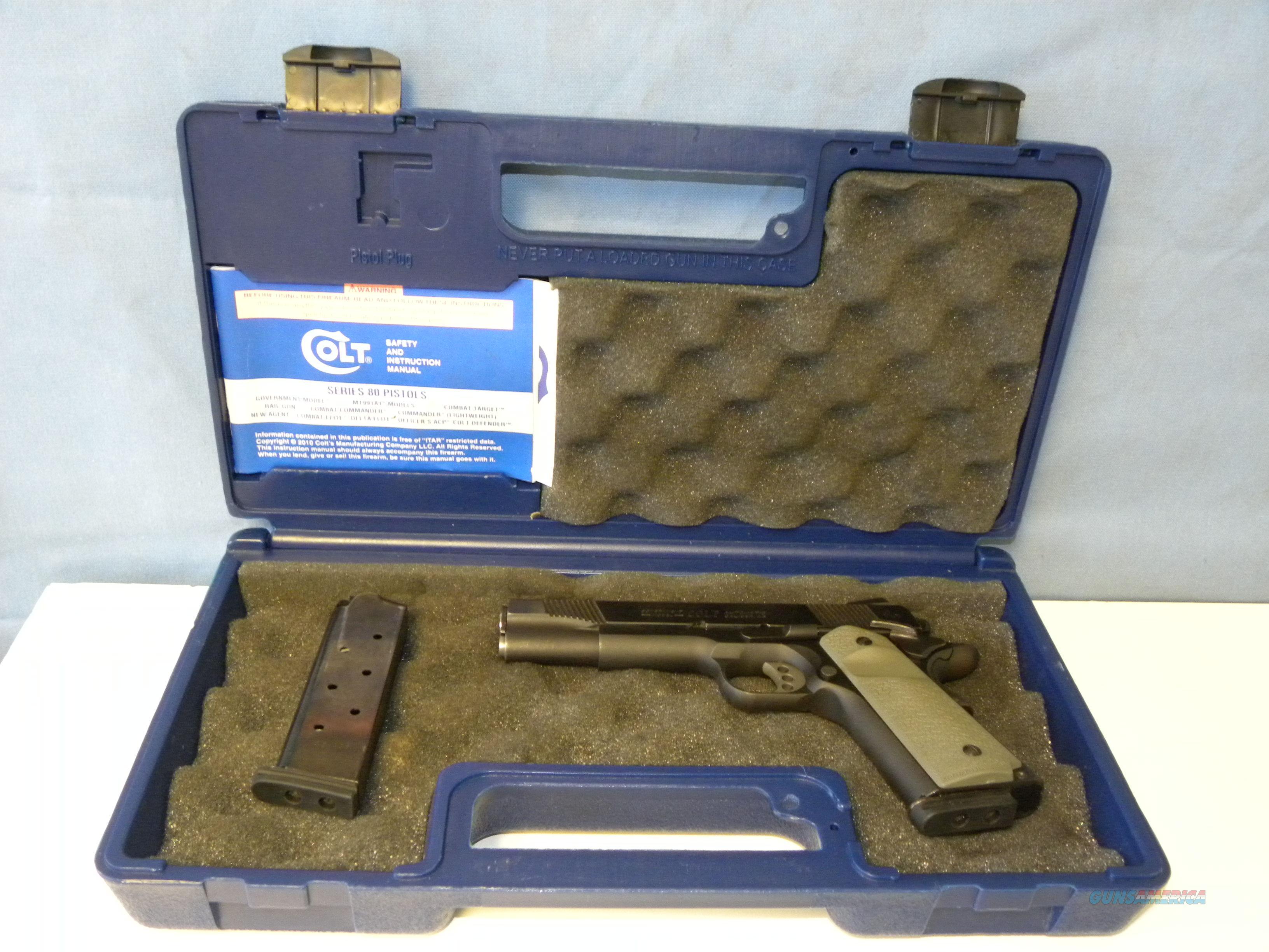 Colt 01980XSE .45 ACP  Guns > Pistols > Colt Automatic Pistols (1911 & Var)