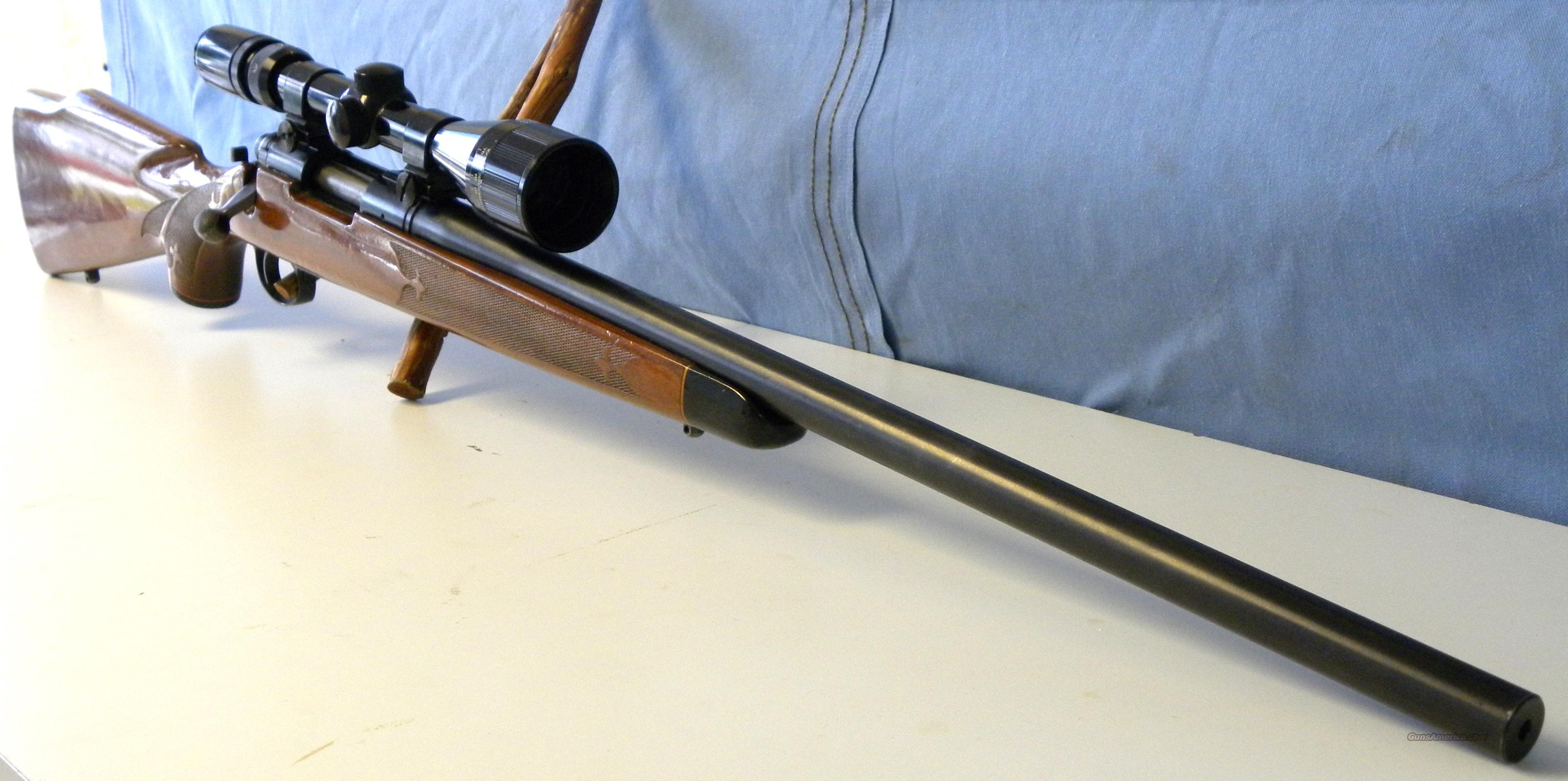 remington 700 bull barrel 6mm for sale. Black Bedroom Furniture Sets. Home Design Ideas