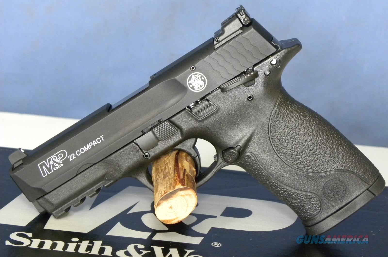 S&W M&P .22 Compact 108390  Guns > Pistols > Smith & Wesson Pistols - Autos > Polymer Frame
