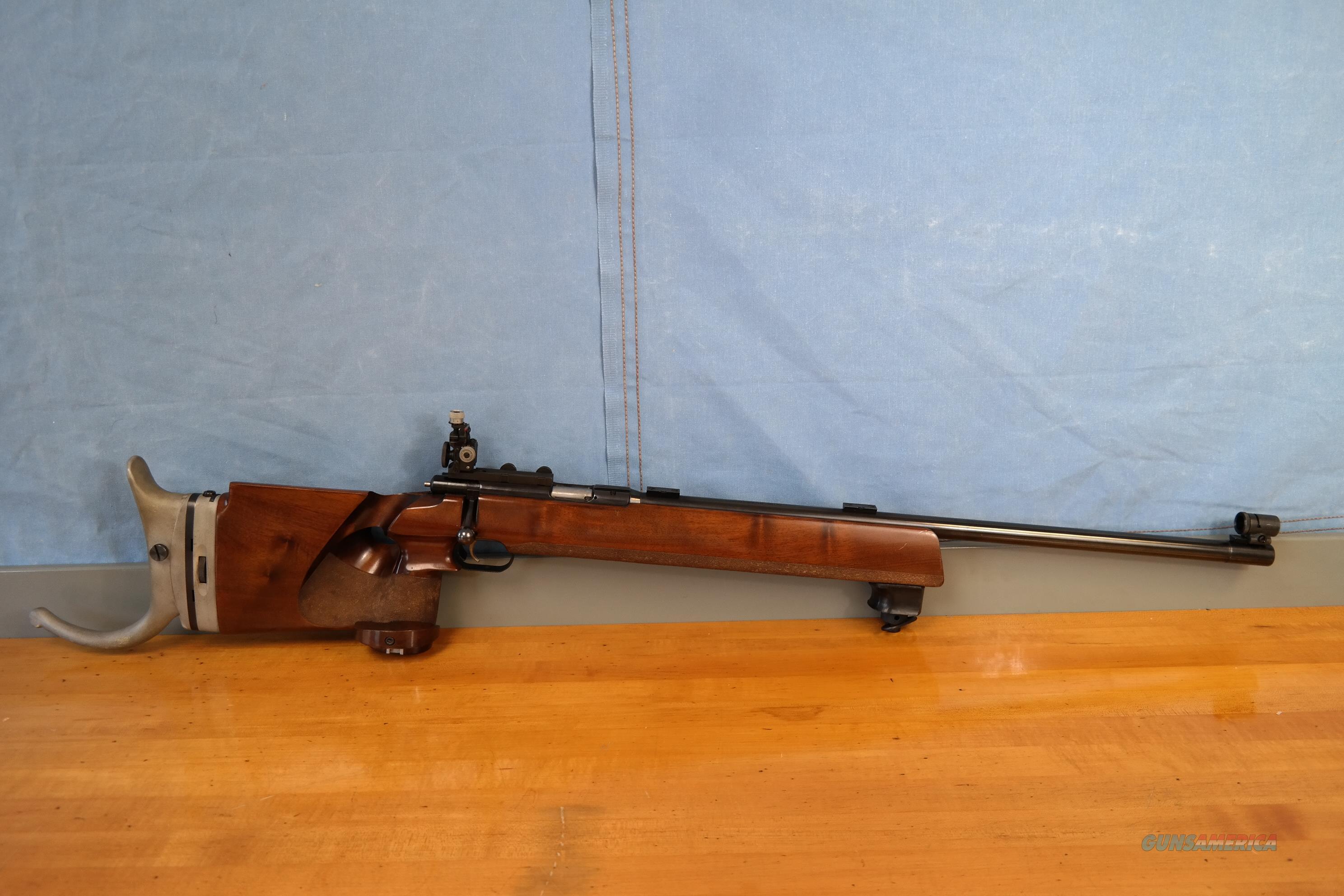 Anschutz 54 Super Match .22LR (mfg 1966)  Guns > Rifles > Anschutz Rifles