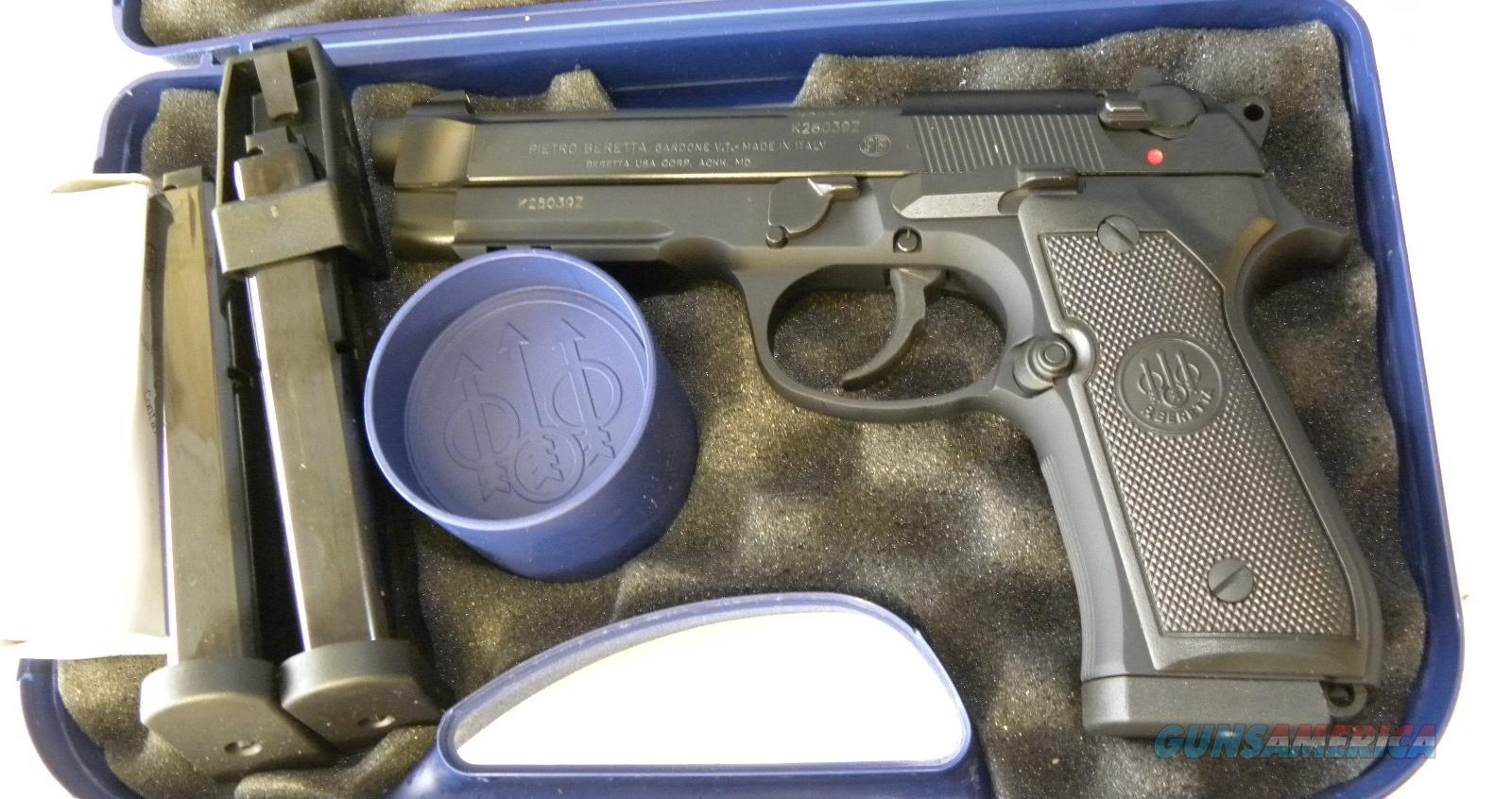 Beretta 92A1  Guns > Pistols > Beretta Pistols > Model 92 Series