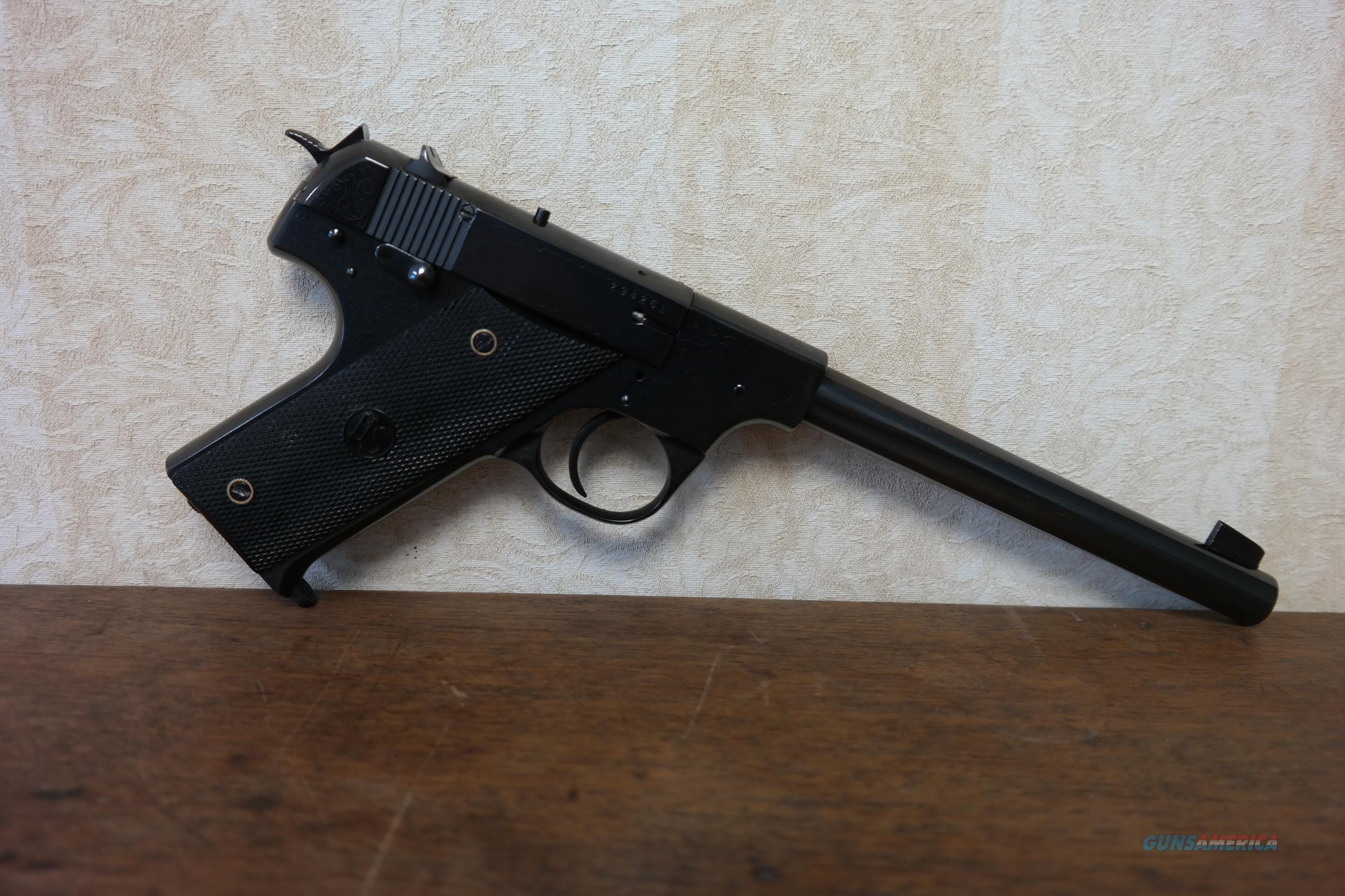 High Standard HB .22LR Pistol  Guns > Pistols > High Standard Pistols