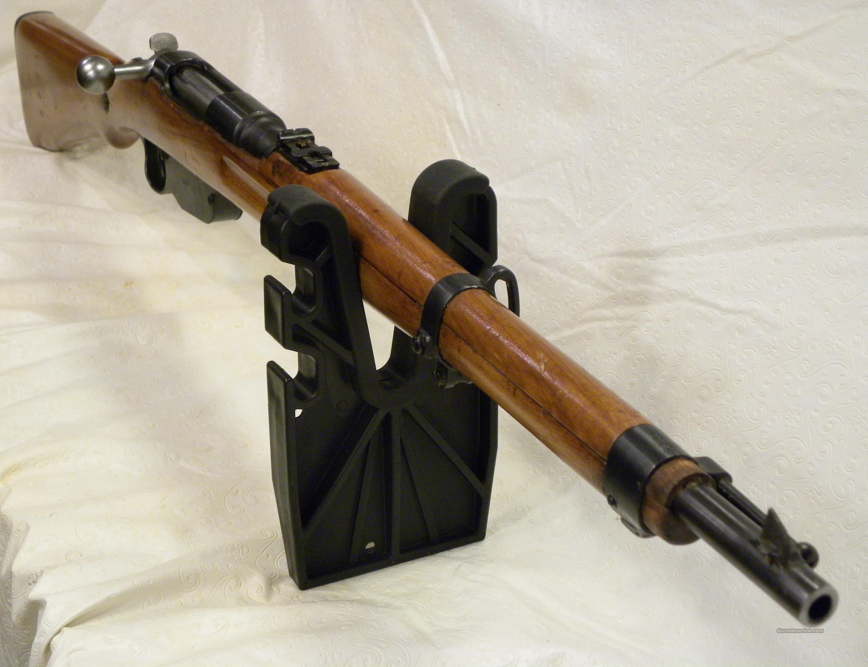 Steyr mannlicher model m 6.5 x 55