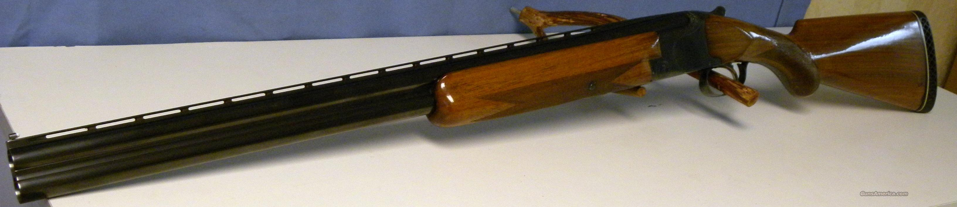 Browning Superposed 1963 12 Ga  Guns > Shotguns > Browning Shotguns > Over Unders > Belgian Manufacture