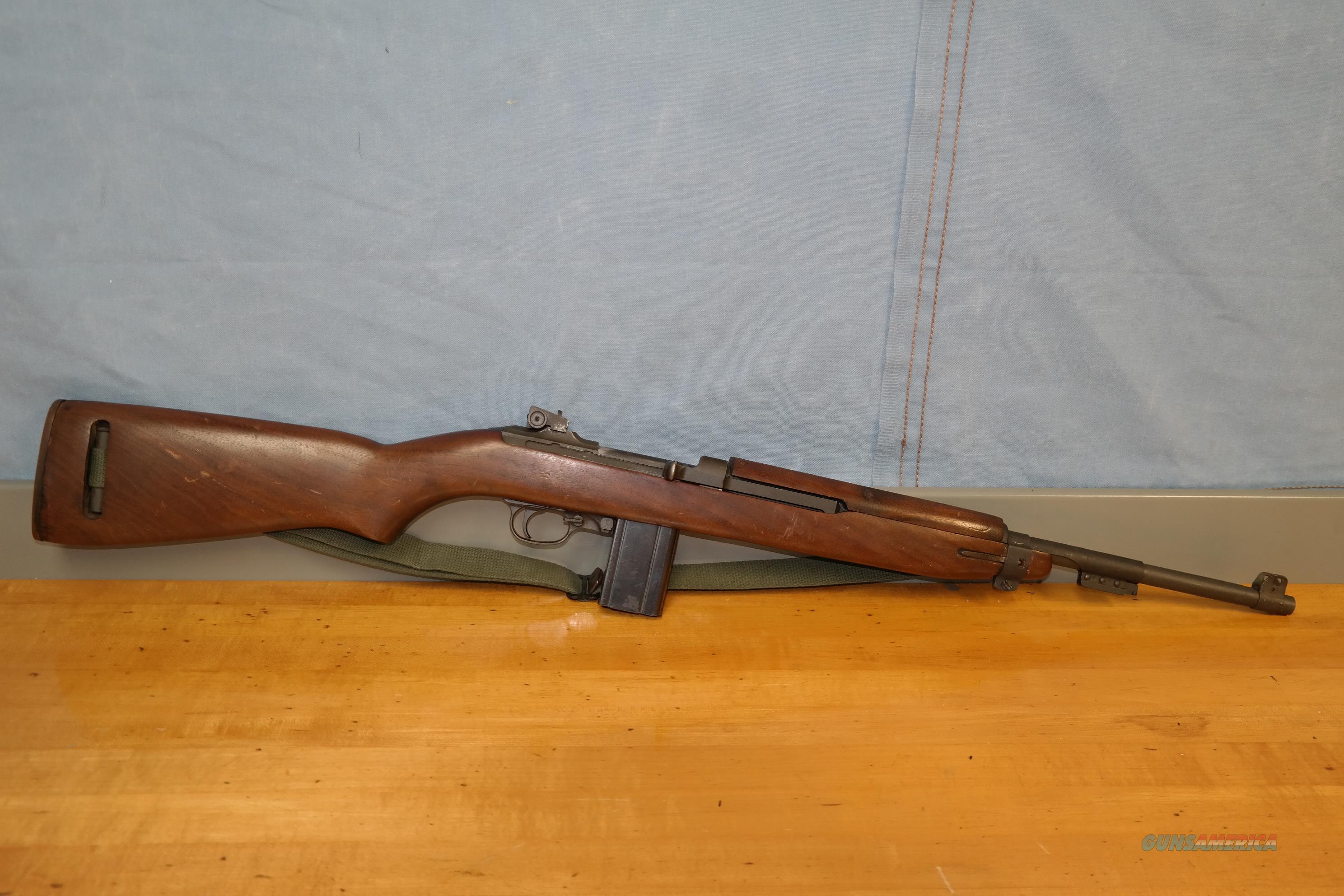 Rock Island M1 Carbine  Guns > Rifles > Military Misc. Rifles US > M1 Carbine