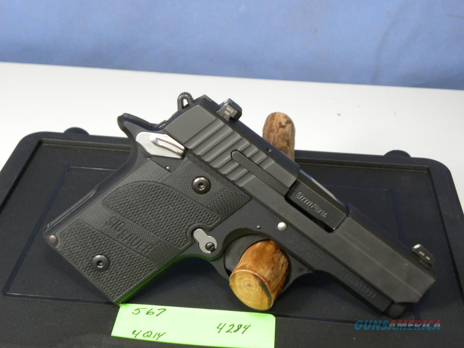 Sig Sauer 938-9-Nightmare-AMBI  Guns > Pistols > Sig - Sauer/Sigarms Pistols > Other