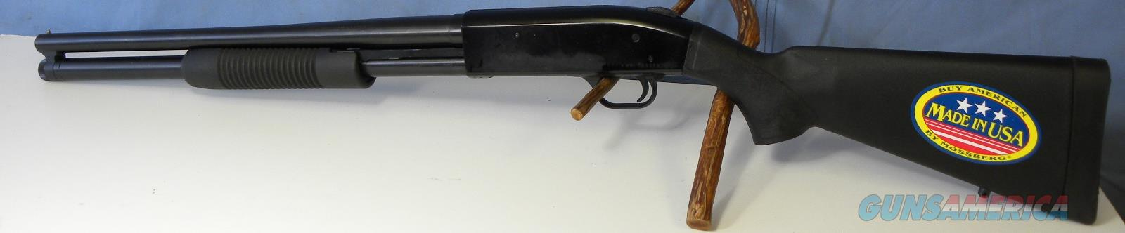 Mossberg 500 Persuader 50579  Guns > Shotguns > Mossberg Shotguns > Pump > Tactical