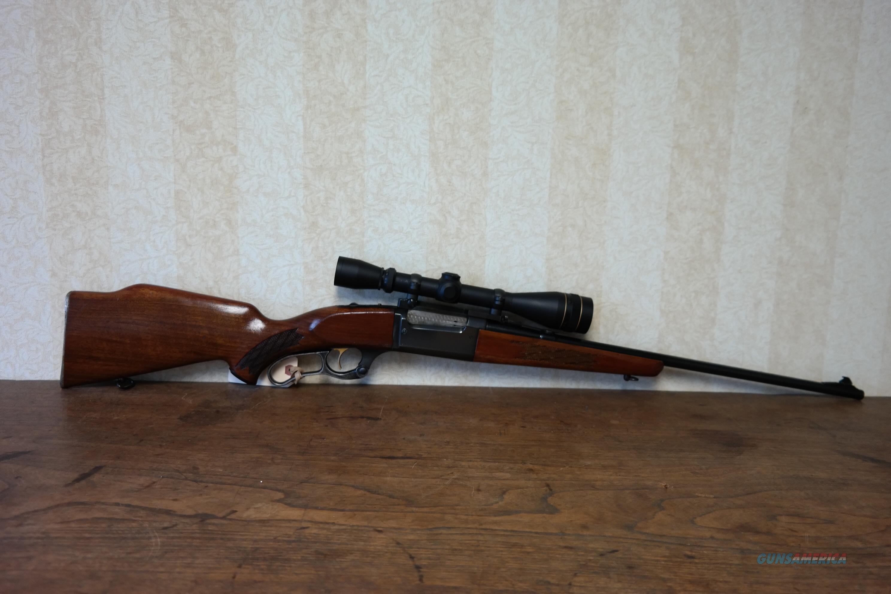 Savage 99m .308 Win w/ Leupold Scope  Guns > Rifles > Savage Rifles > Model 95/99 Family