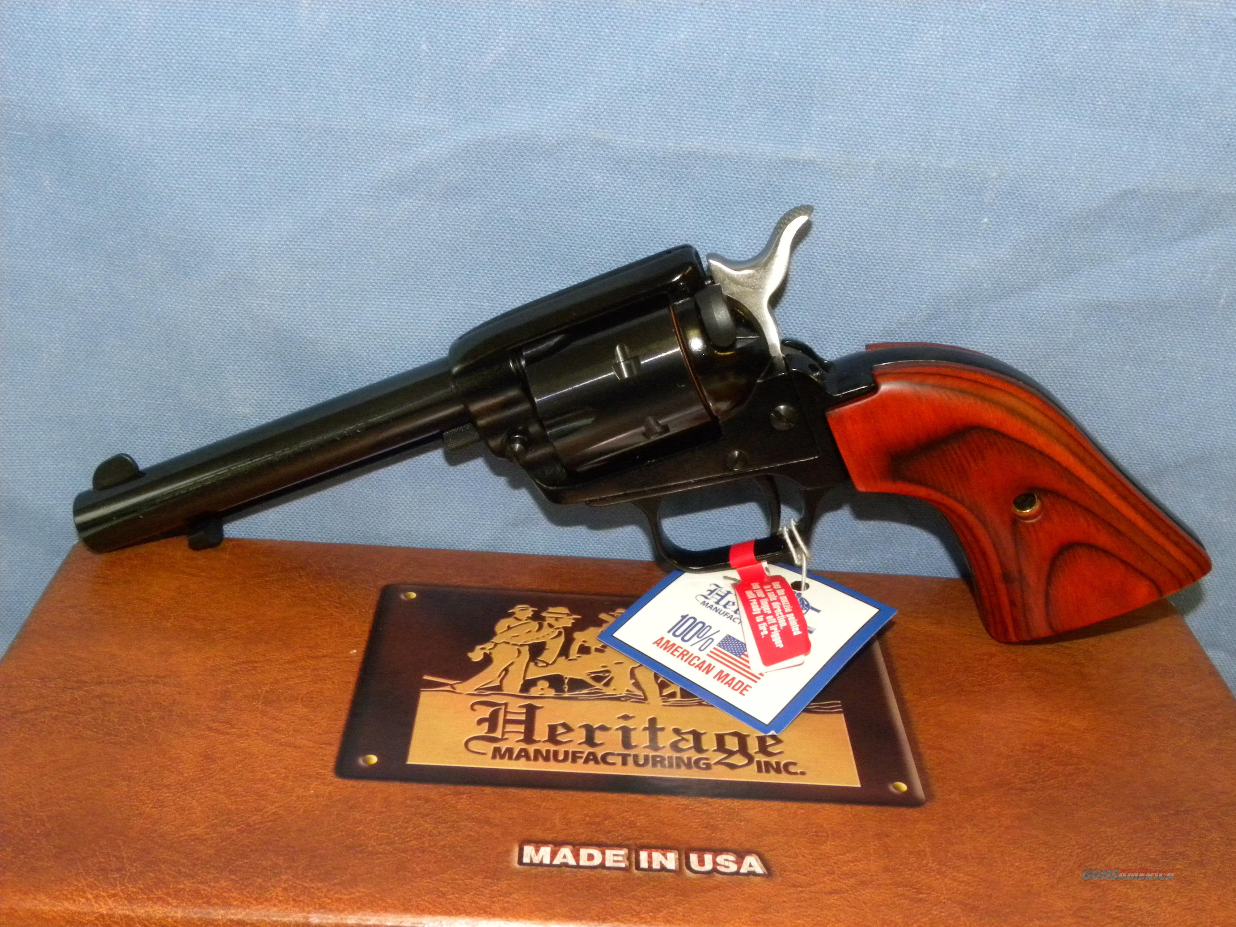 "Heritage Rough Rider .22LR 4.75"" Barrel  Guns > Pistols > Heritage"