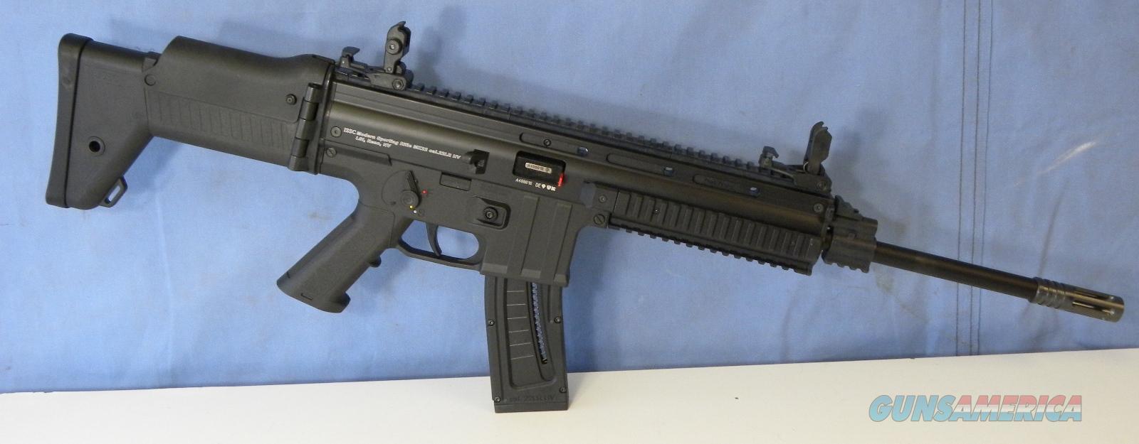 ISSC MK22 Black (SCAR Clone)  Guns > Rifles > ISSC Rifles