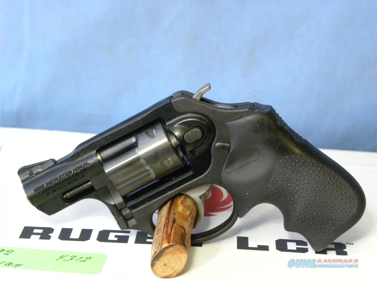 Ruger LCRX 5430  Guns > Pistols > Ruger Double Action Revolver > LCR