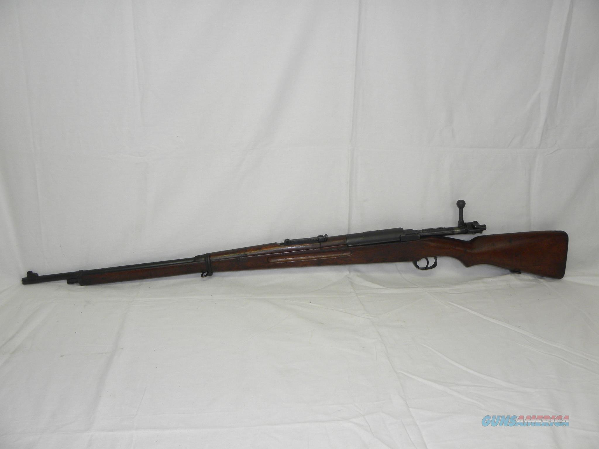 Koishikawa Arsenal Siamese Mauser 8x52R  Guns > Rifles > Military Misc. Rifles Non-US > Other