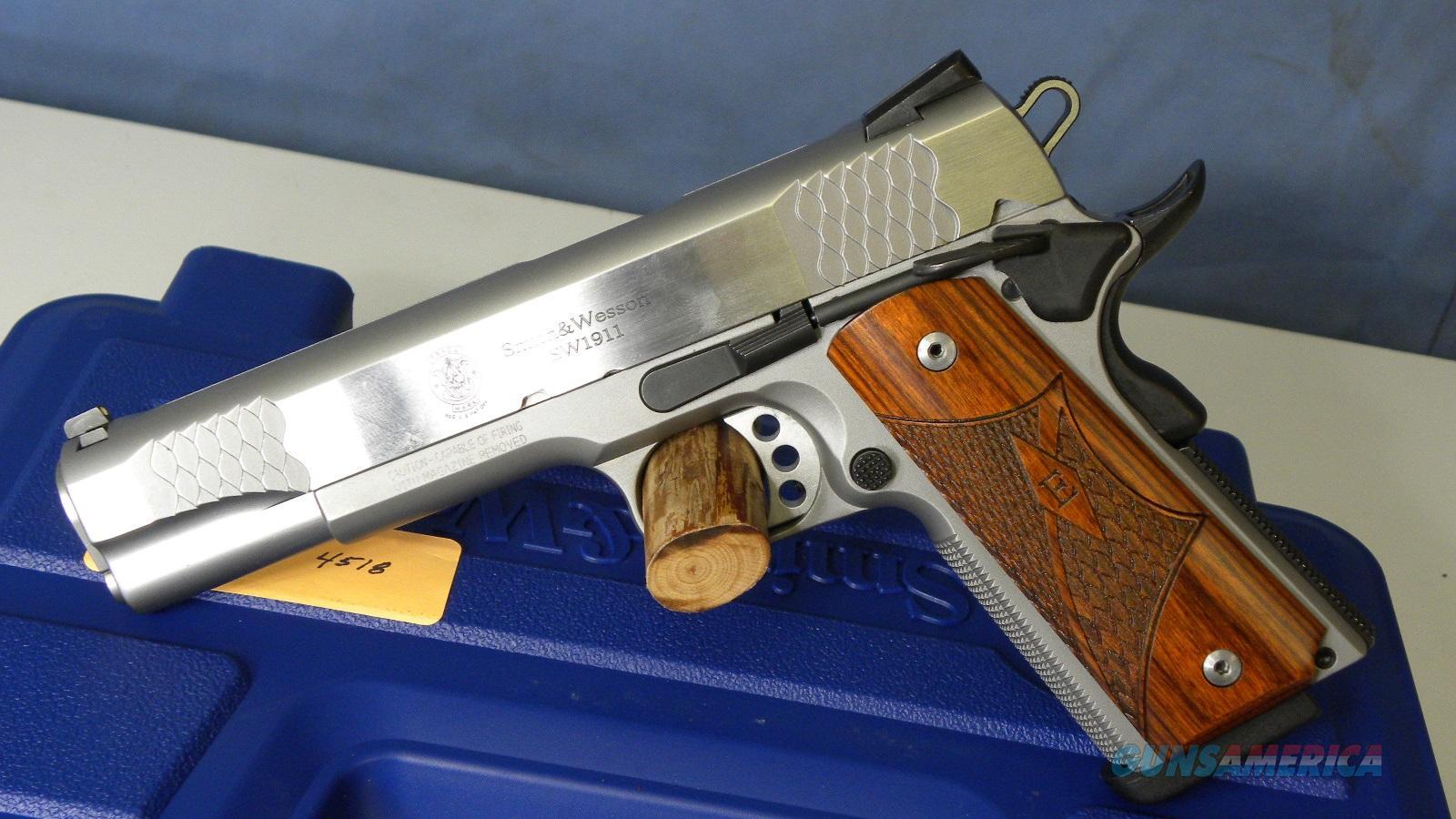 S&W 1911 E Series SS 108482  Guns > Pistols > Smith & Wesson Pistols - Autos > Steel Frame
