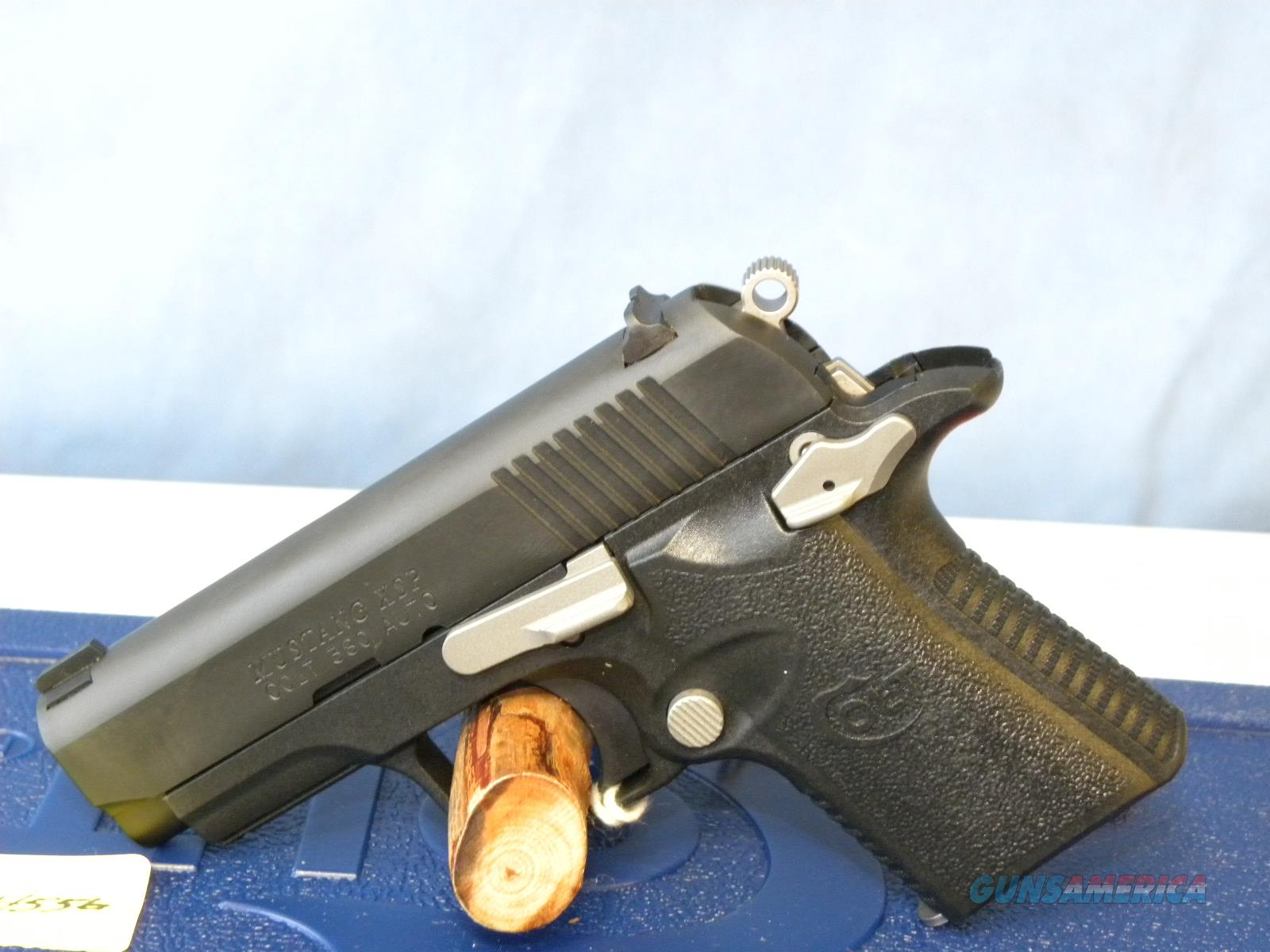 Colt Mustang XSP .380 06790  Guns > Pistols > Colt Automatic Pistols (.25, .32, & .380 cal)