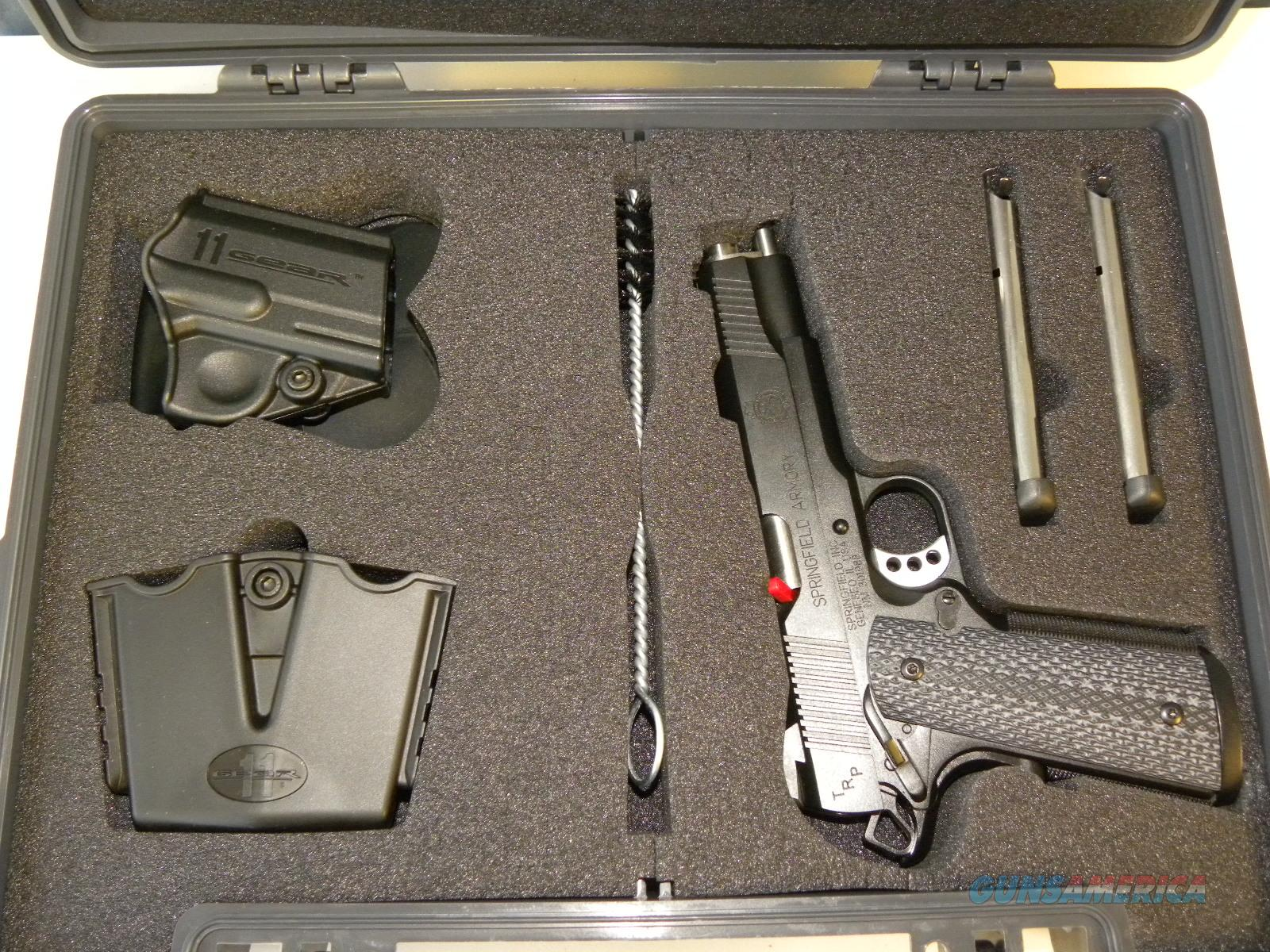 Springfield 1911 TRP Tactical  Guns > Pistols > Springfield Armory Pistols > 1911 Type