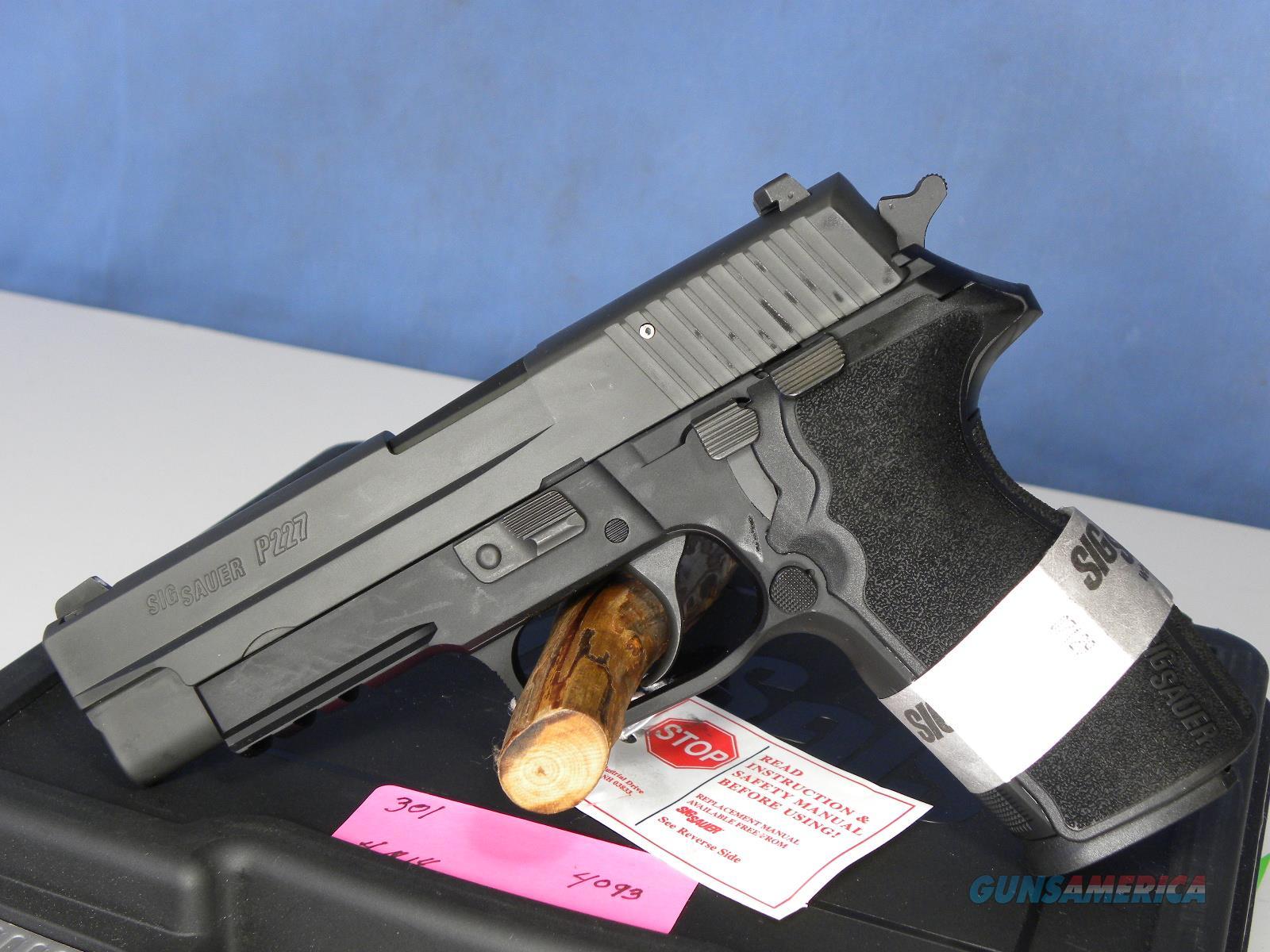 Sig Sauer 227R-45-BSS  Guns > Pistols > Sig - Sauer/Sigarms Pistols > P227