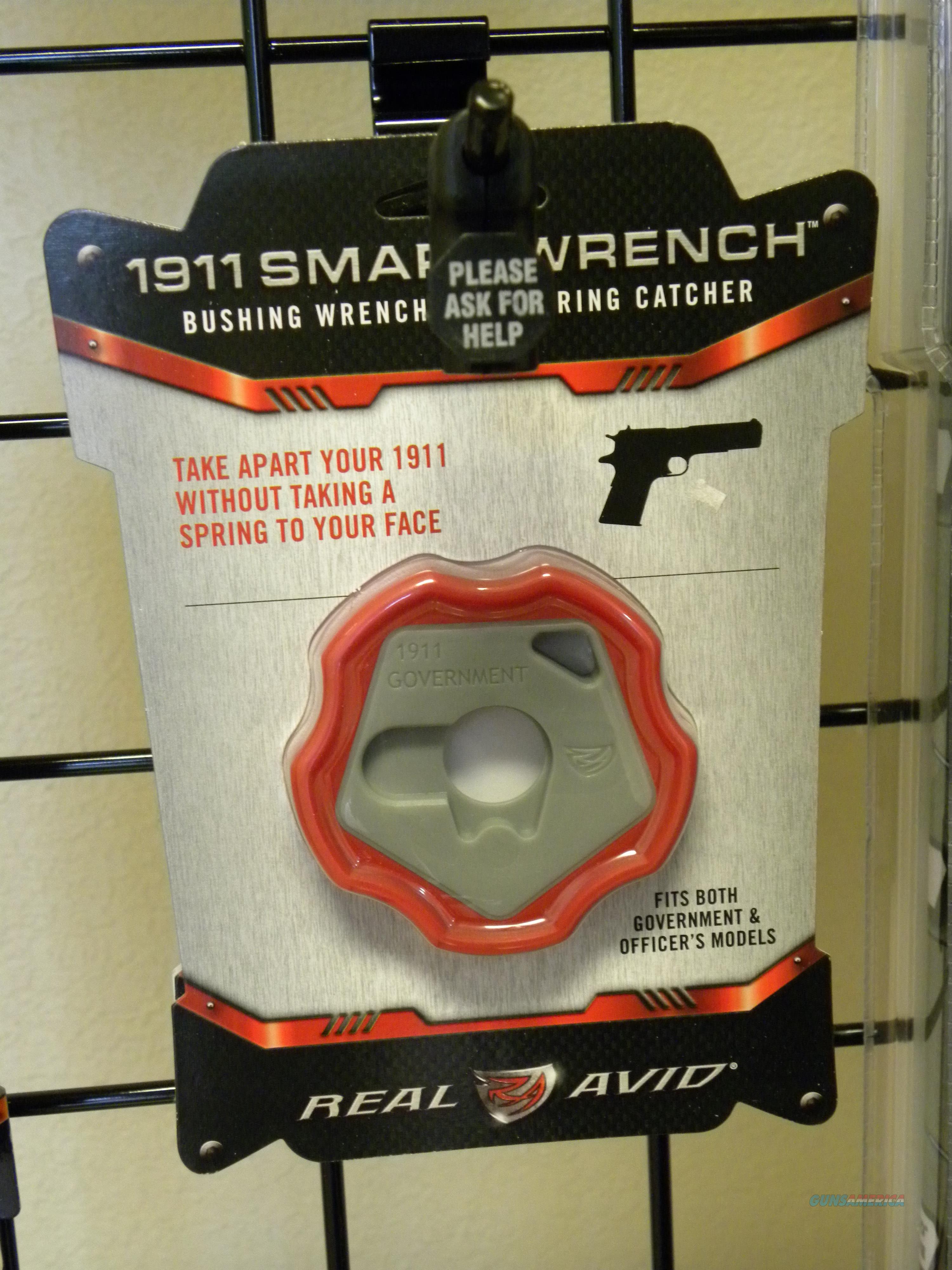 Real Avid 1911 Smart Wrench  Non-Guns > Gunsmith Tools/Supplies