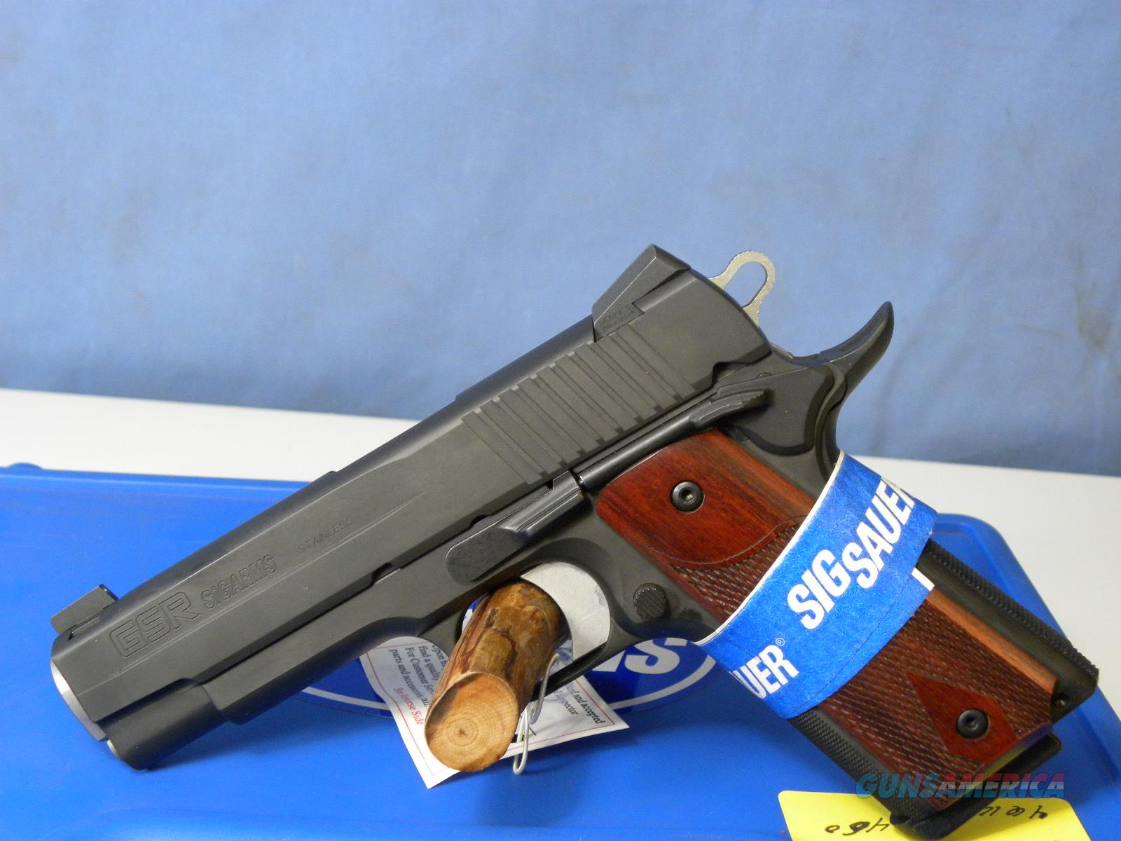 Sig Sauer 1911CA-45-BSS  Guns > Pistols > Sig - Sauer/Sigarms Pistols > 1911