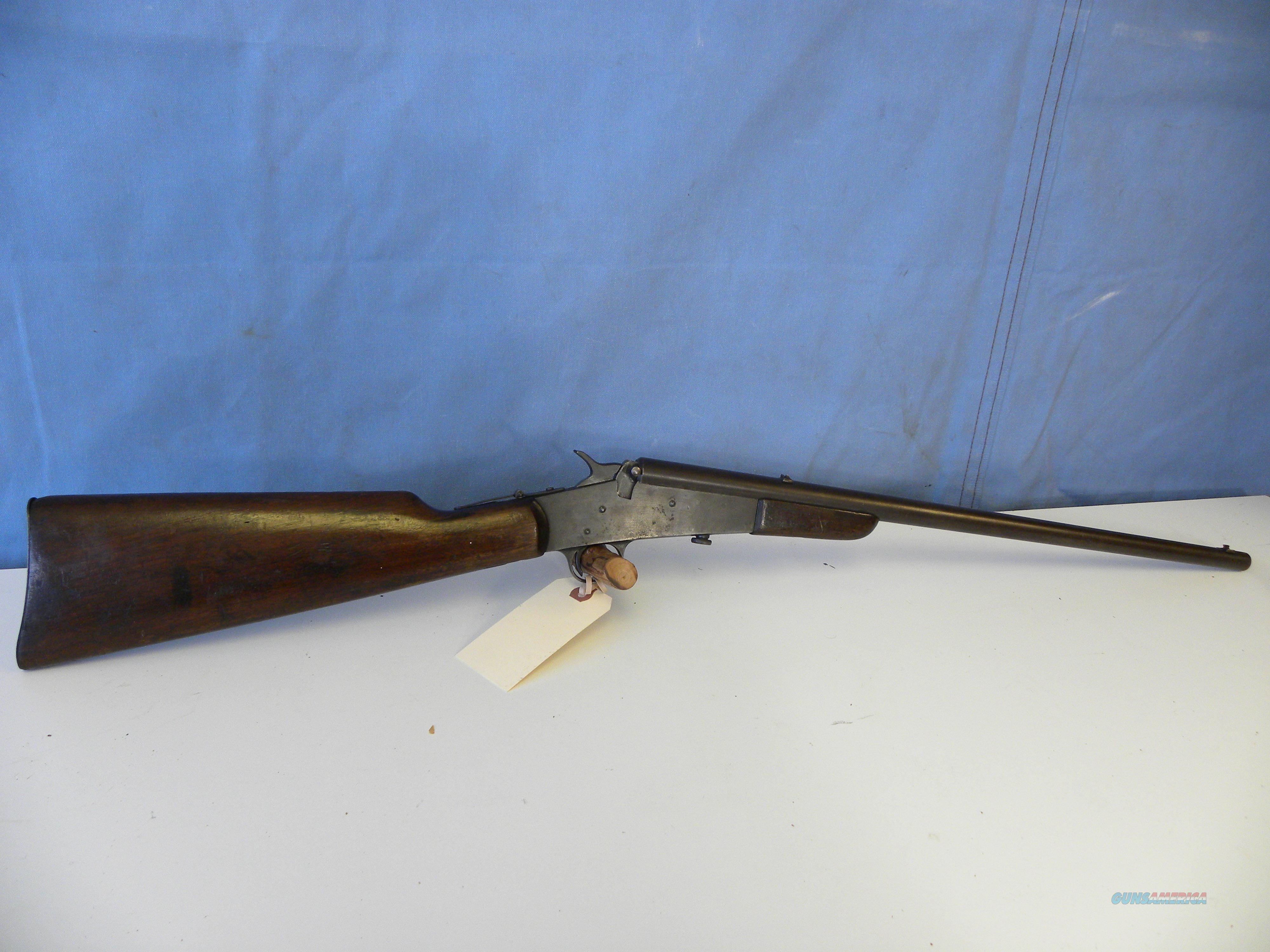 Remington #6 Falling Block .32 RF  Guns > Rifles > Remington Rifles - Modern > Other