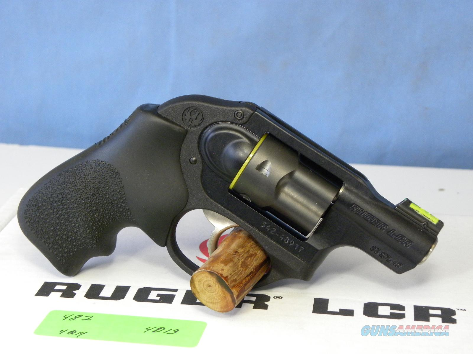 Ruger LCR Night Sight 5418  Guns > Pistols > Ruger Double Action Revolver > LCR