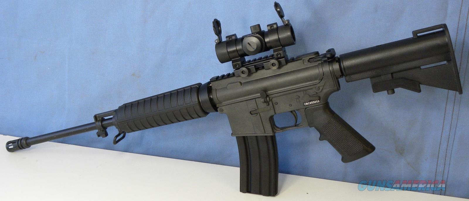 Bushmaster Carbon 15 Optics Ready  Guns > Rifles > Bushmaster Rifles > Complete Rifles
