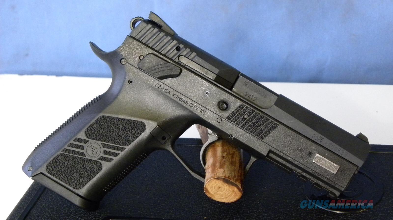 CZ P75 P-07  Guns > Pistols > CZ Pistols