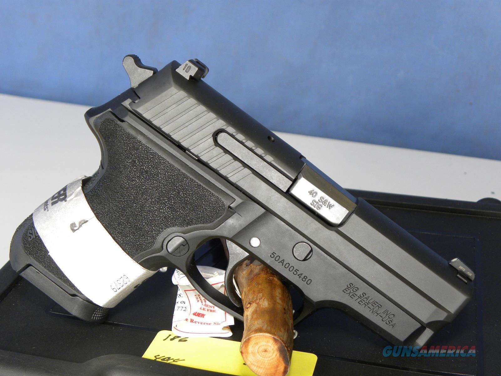 Sig Sauer 224-40-BSS  Guns > Pistols > Sig - Sauer/Sigarms Pistols > Other