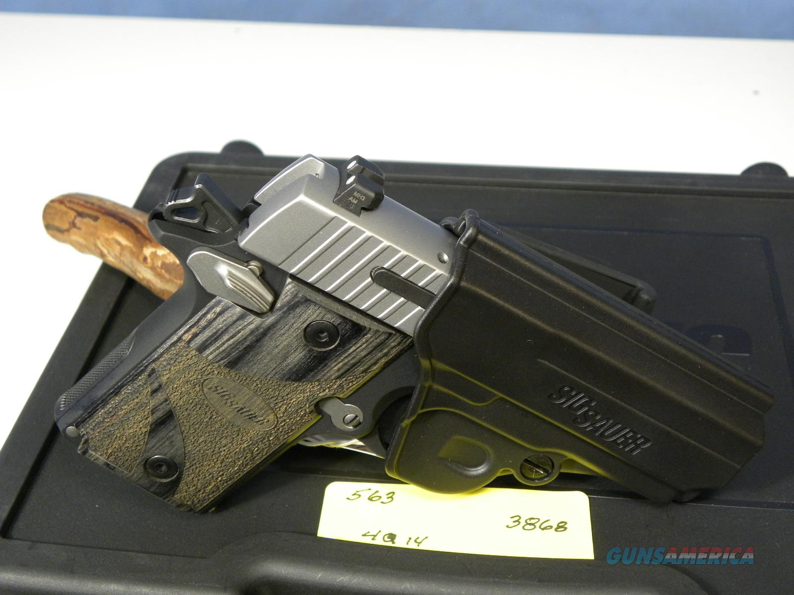 Sig Sauer 938-9-BG-AMBI Two Tone  Guns > Pistols > Sig - Sauer/Sigarms Pistols > Other