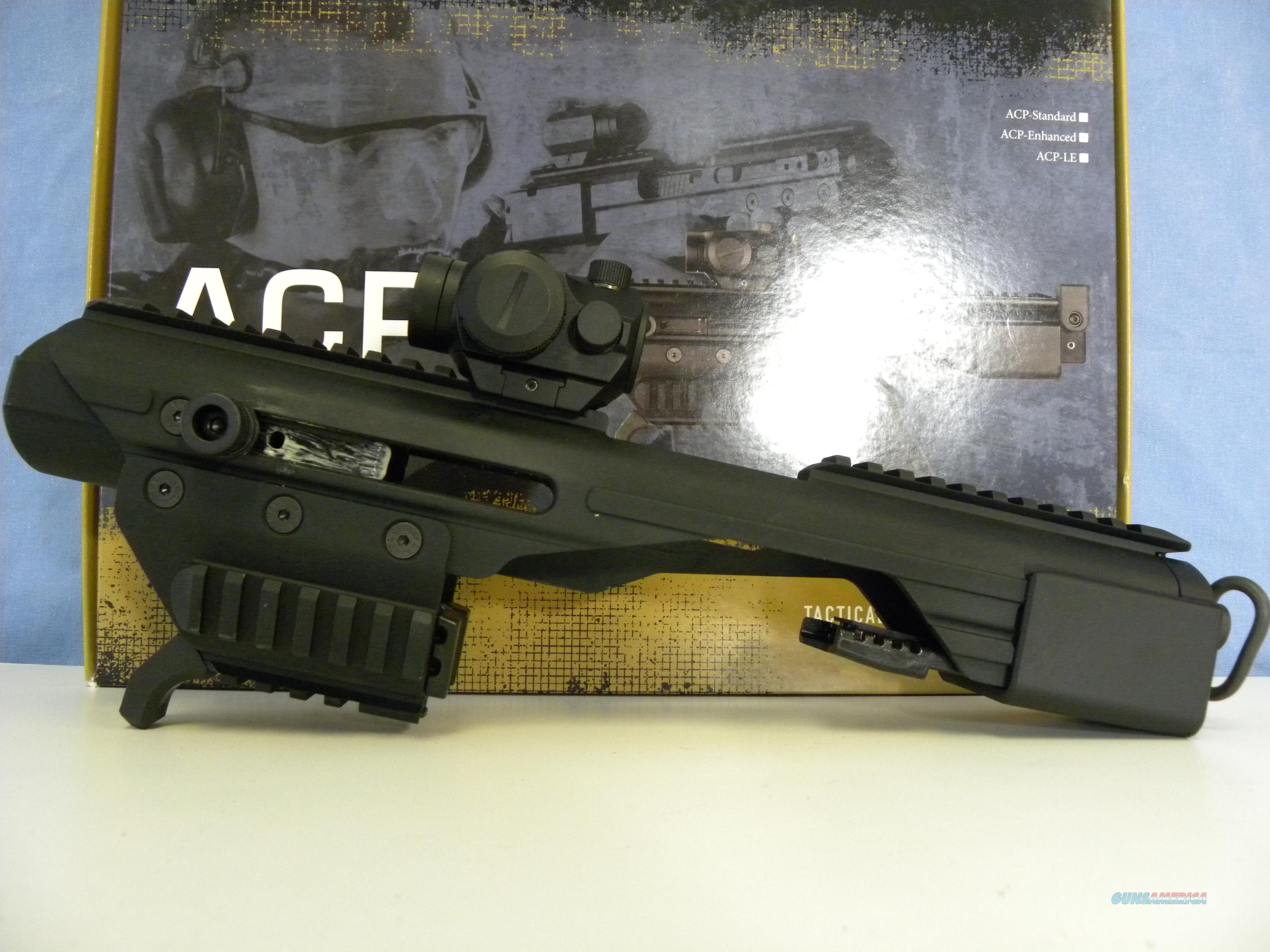 Itac Adaptive Carbine Platform w/ Red Dot  Non-Guns > Gunstocks, Grips & Wood