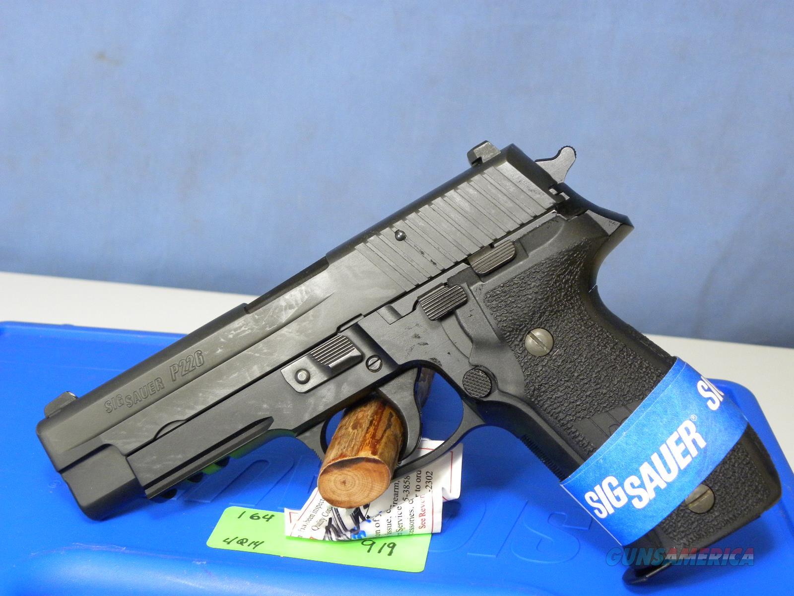 Sig Sauer 226R-40-BSS  Guns > Pistols > Sig - Sauer/Sigarms Pistols > P226