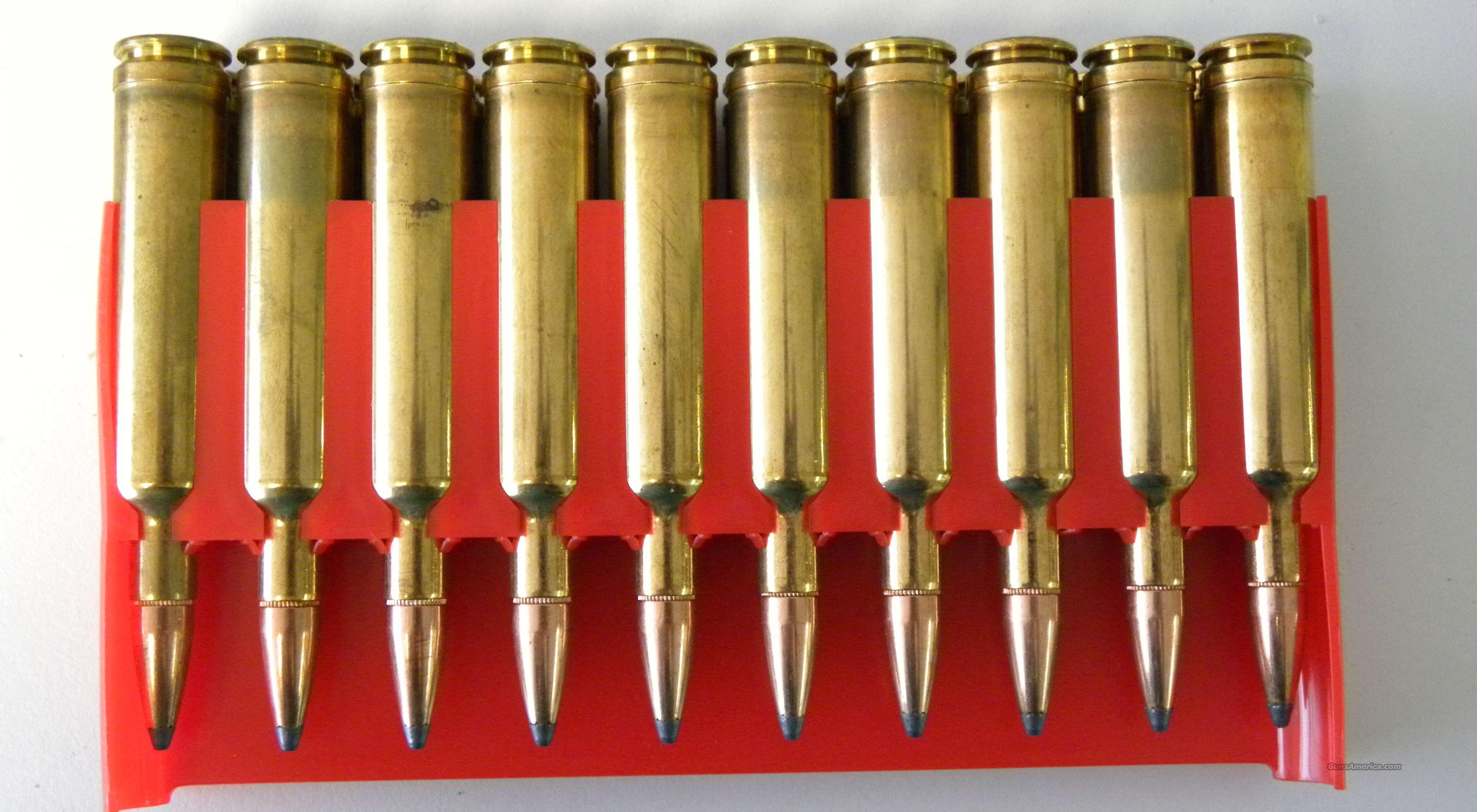 Weatherby .270 Magnum Spire Point  Non-Guns > Ammunition