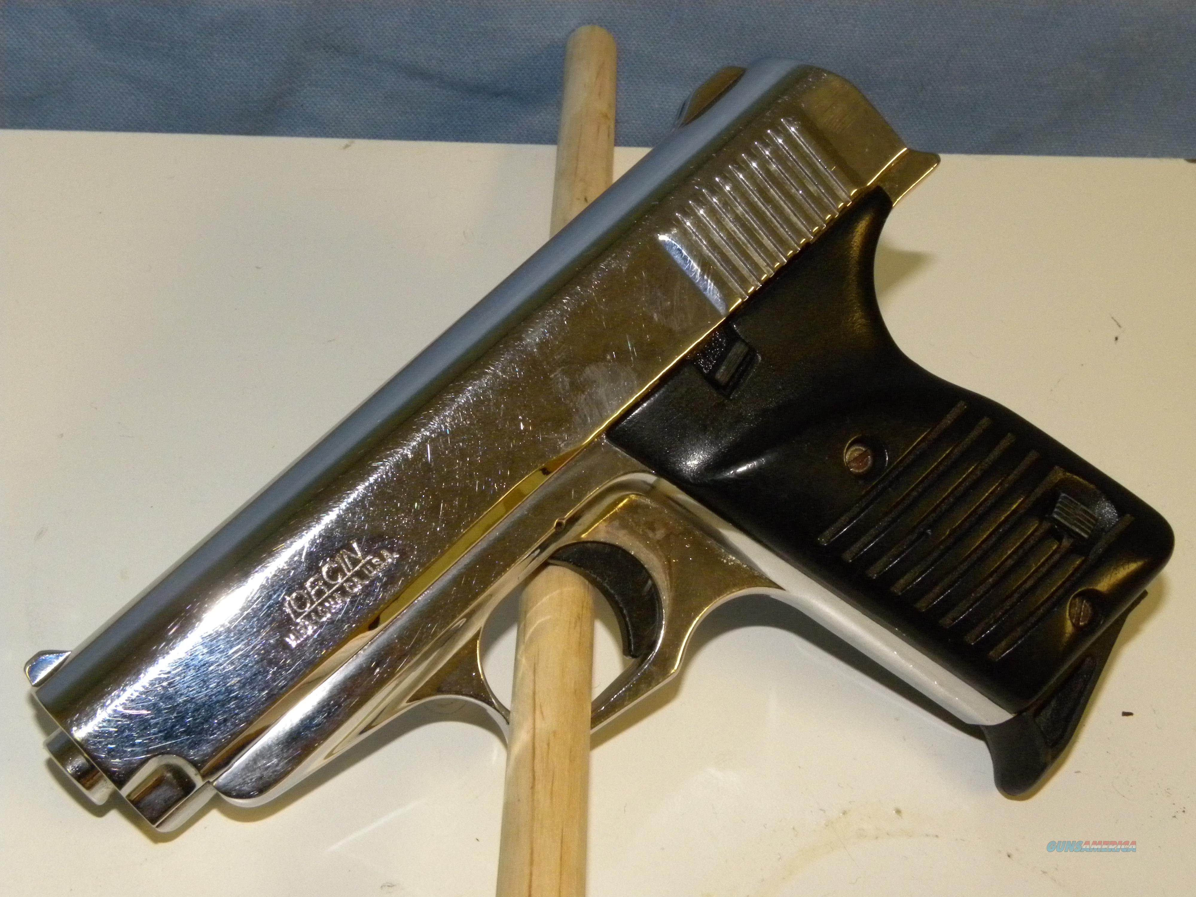 Lorcin L380 Pistol Chrome  Guns > Pistols > Lorcin Pistols