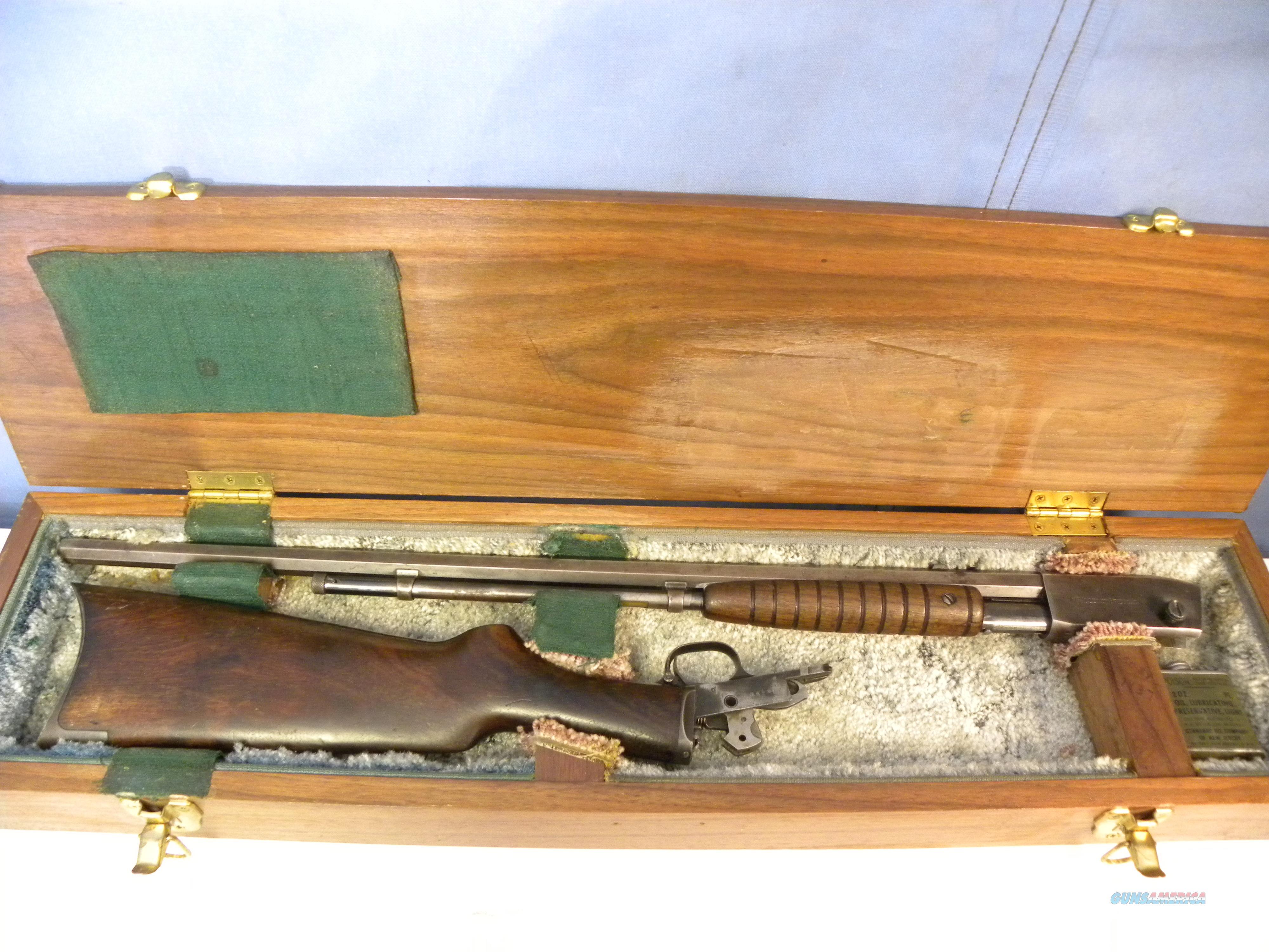 Remington Gallery Special 12B .22 Short  Guns > Rifles > Remington Rifles - Modern > .22 Rimfire Models