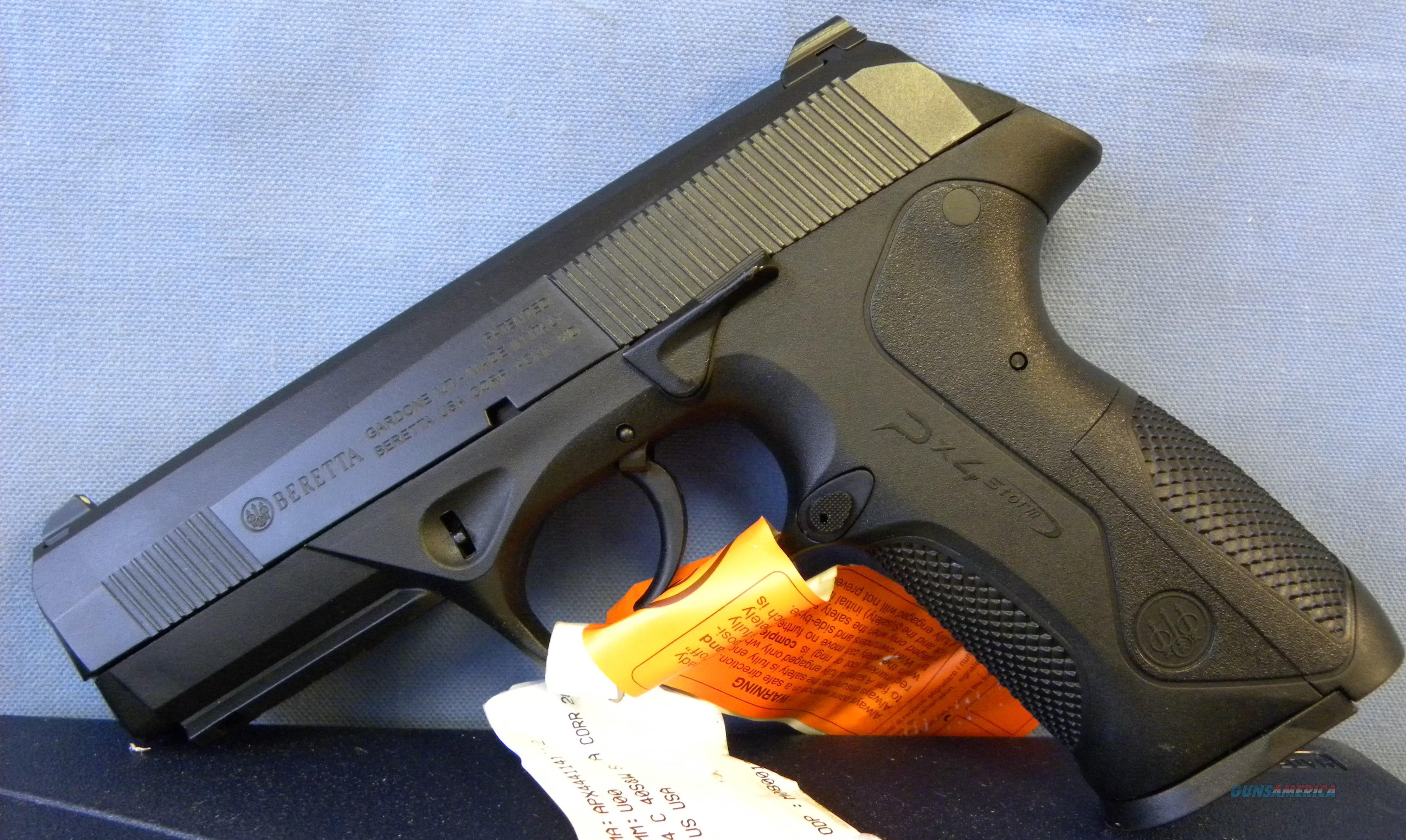 Beretta PX4 C .40 S&W  Guns > Pistols > Beretta Pistols > Polymer Frame