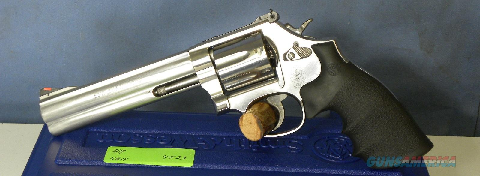 S&W 686-6 Super Tuned 178030  Guns > Pistols > Smith & Wesson Revolvers > Full Frame Revolver