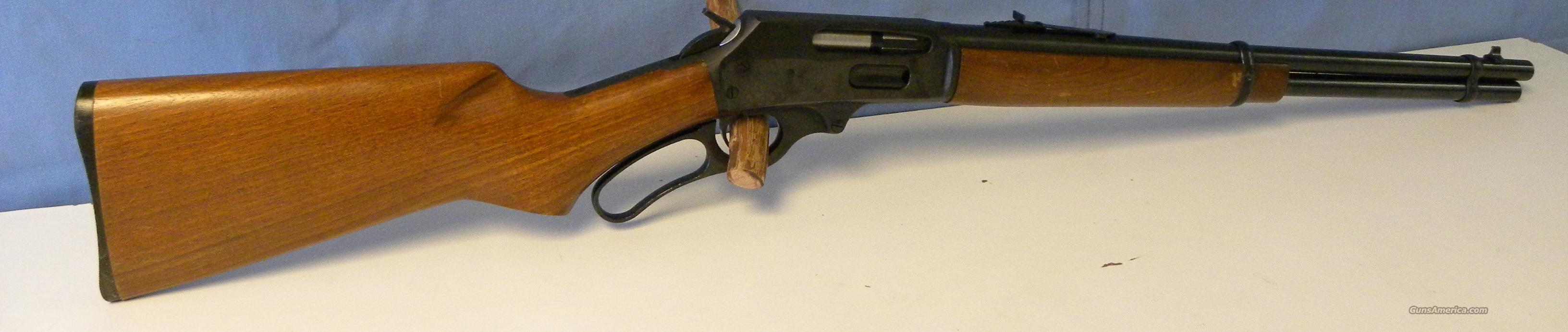 Marlin 336 (200M Revelation)   Guns > Rifles > Marlin Rifles > Modern > Lever Action