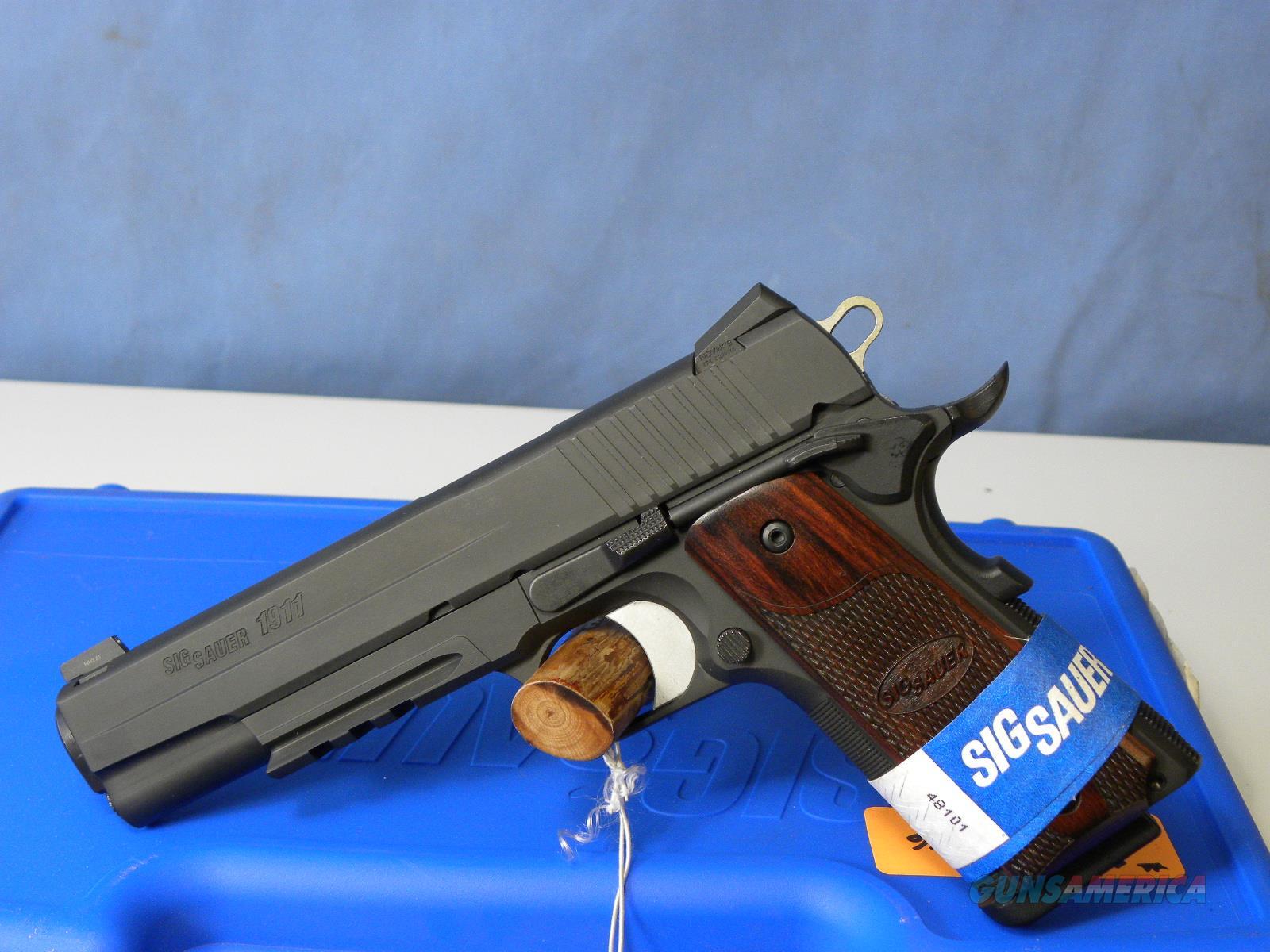 Sig Sauer 1911R-45-BSS  Guns > Pistols > Sig - Sauer/Sigarms Pistols > 1911