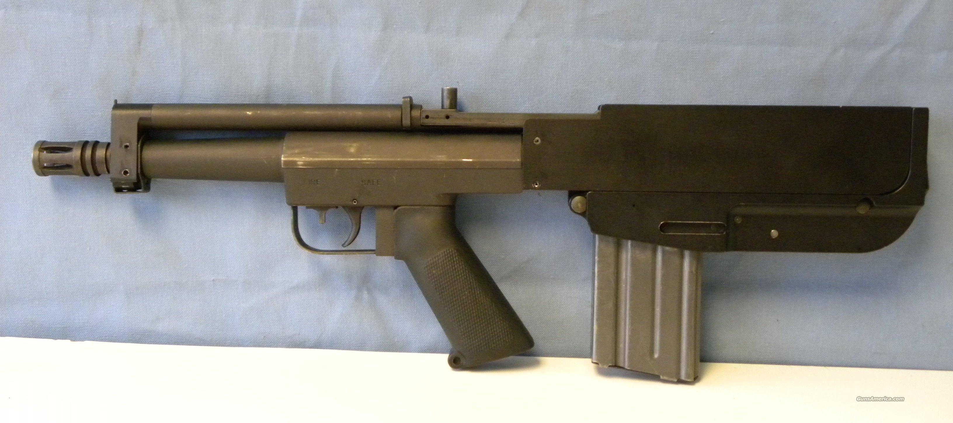 Gwinn Firearms Bushmaster Pistol 5.56 NATO For Sale