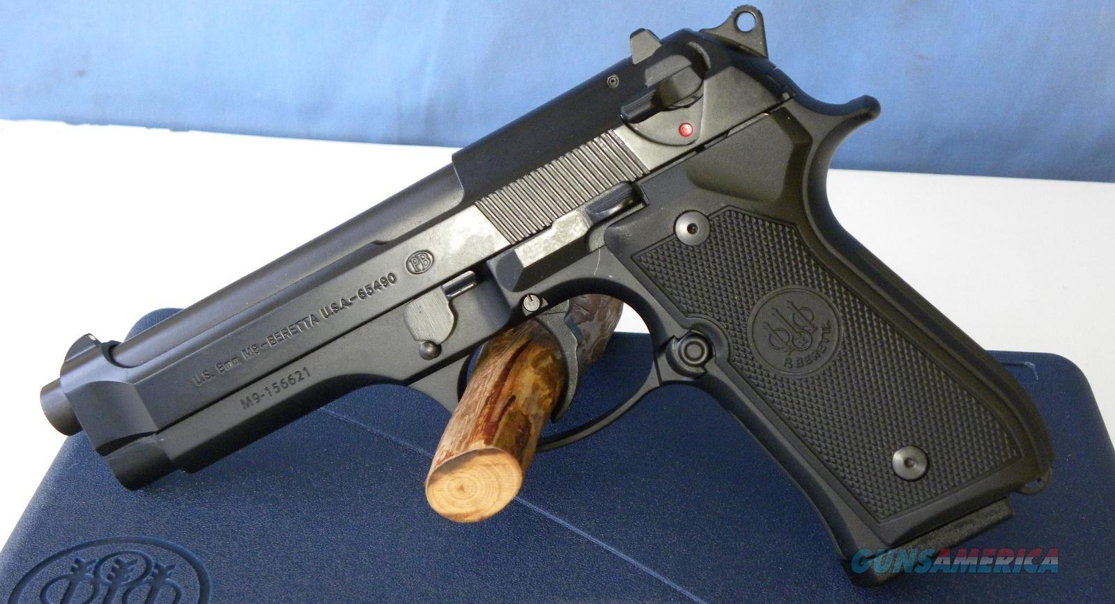 Beretta M9 9mm for sale